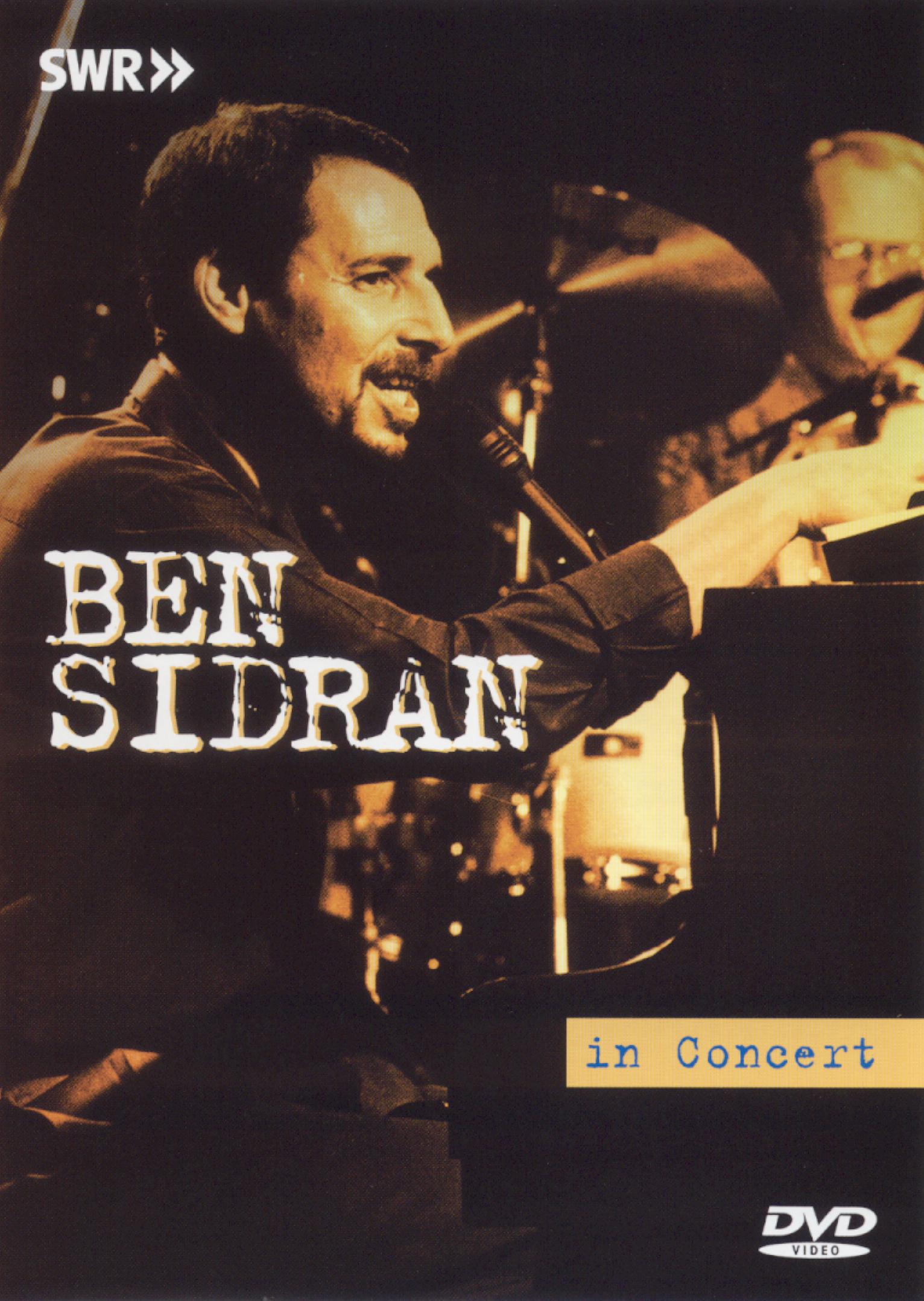 Ohne Filter - Musik Pur: Ben Sidran In Concert