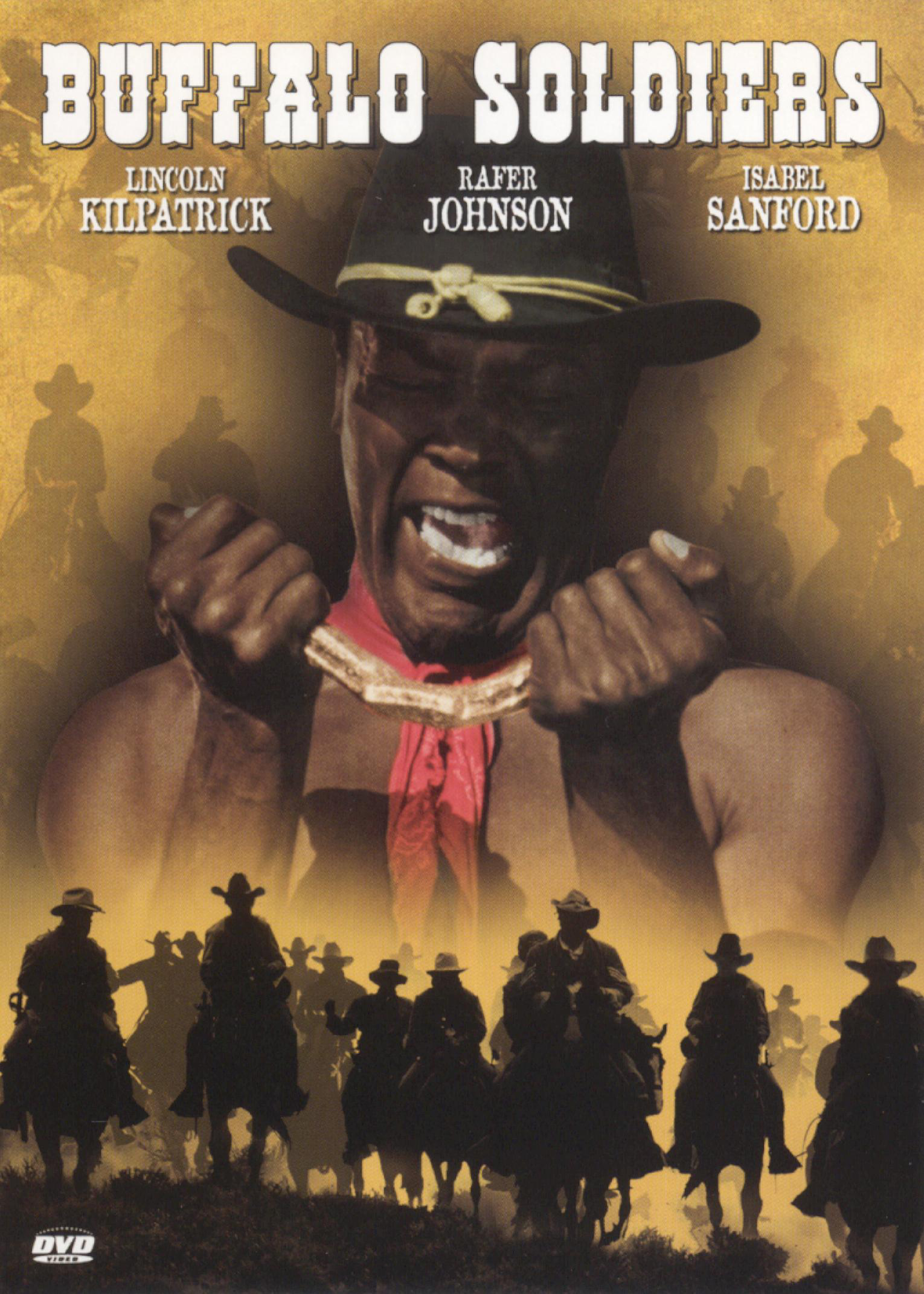 The Buffalo Soldiers