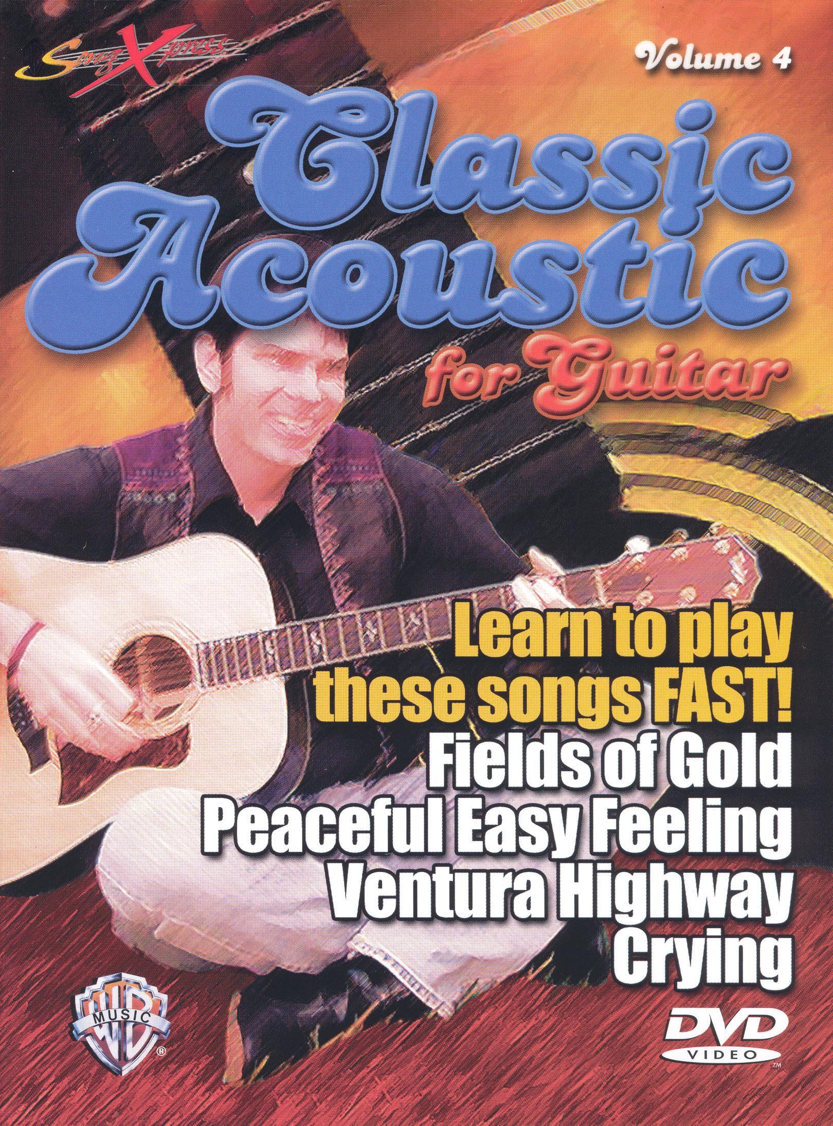SongXpress: Classic Acoustic for Guitar, Vol. 4