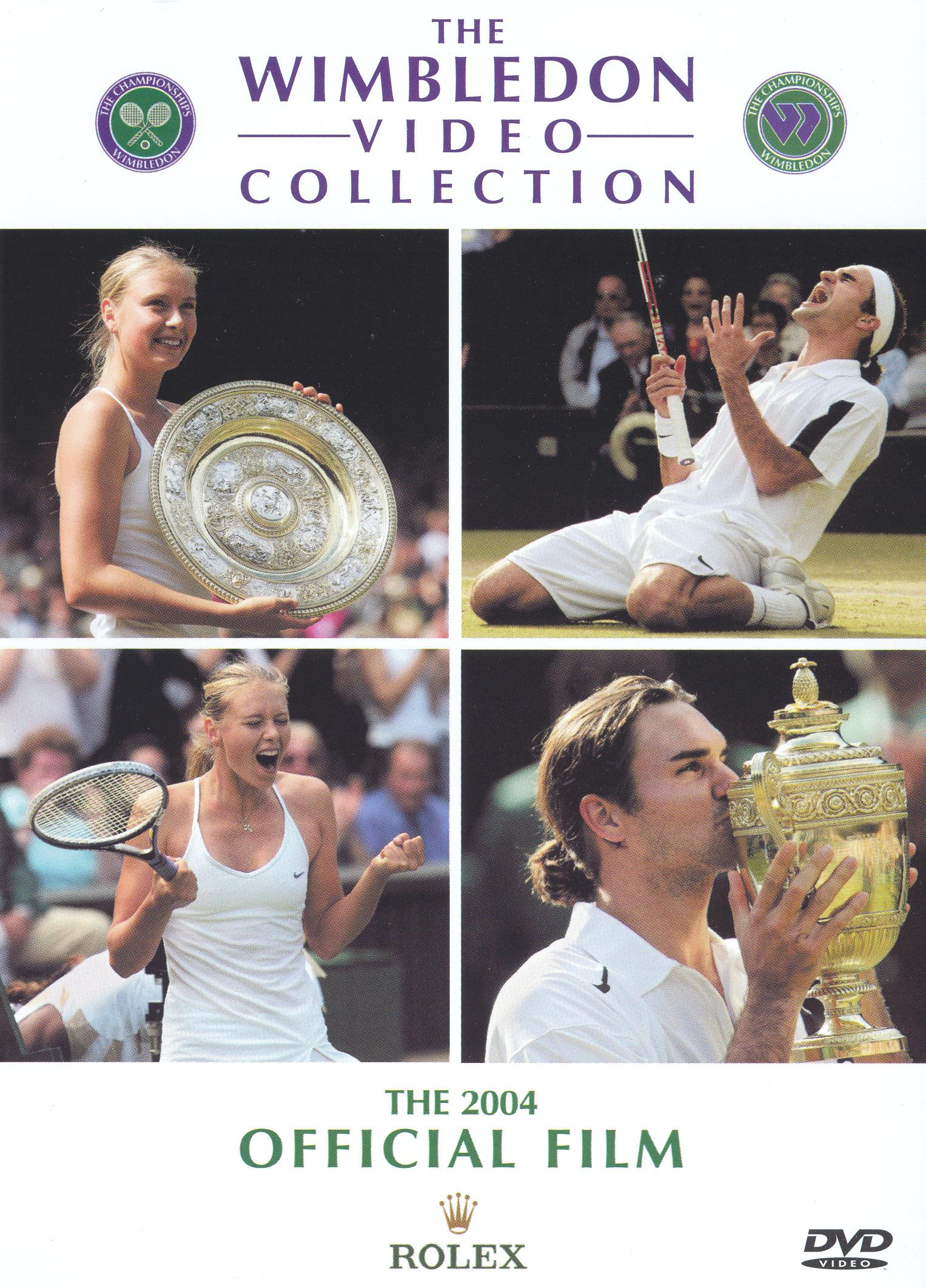The Wimbledon Video Collection: The 2004 Official Film
