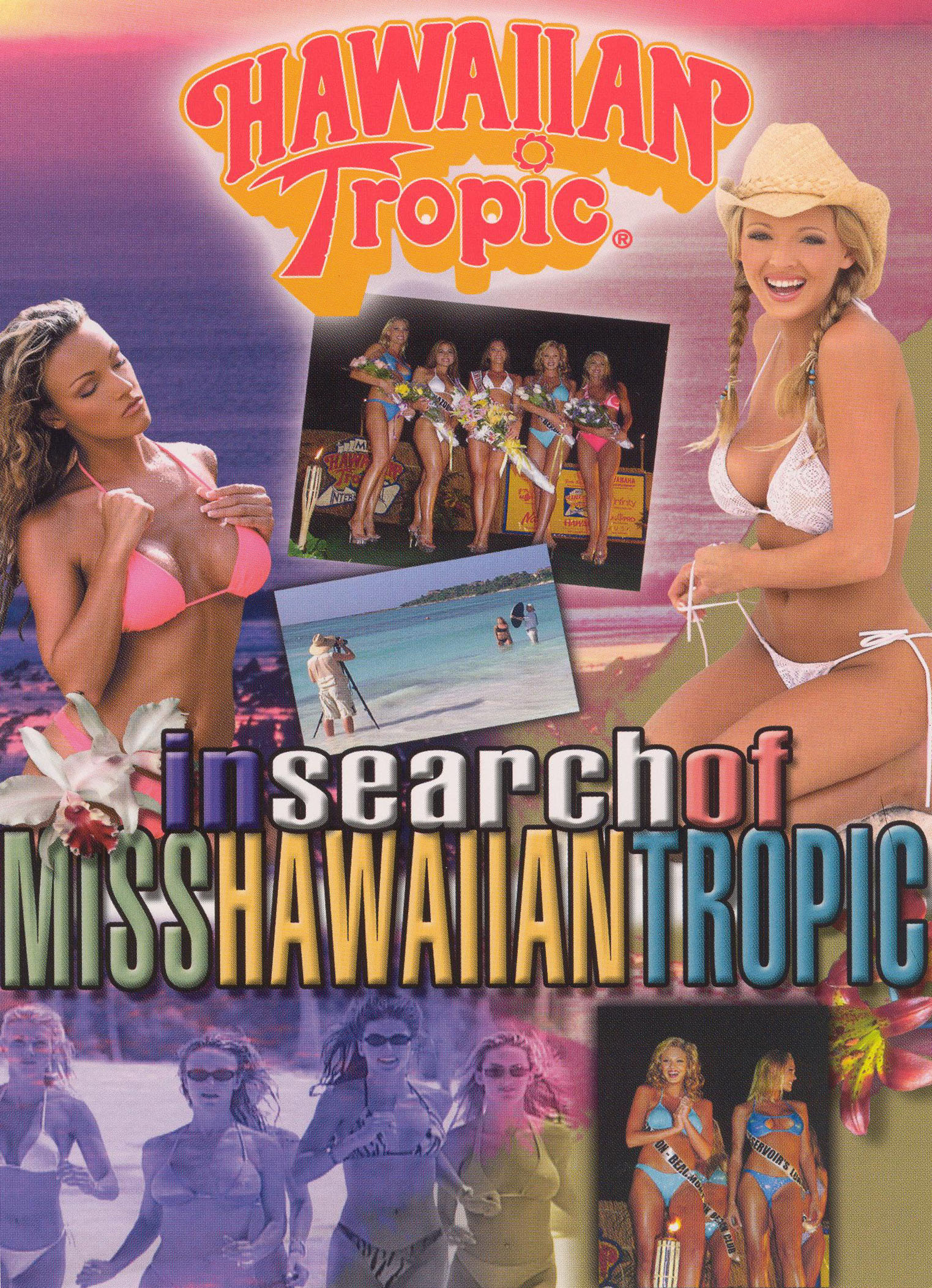 In Search of Miss Hawaiian Tropic