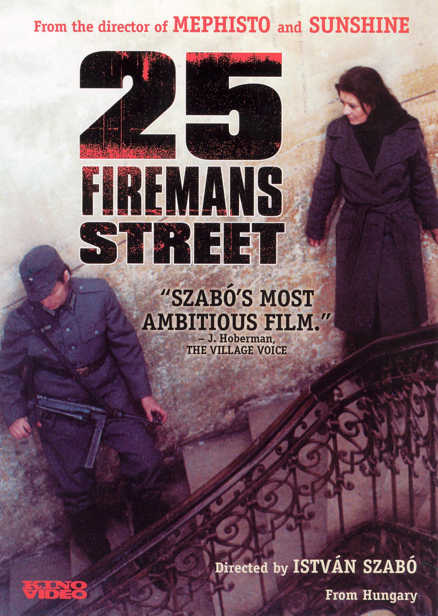 25, Firemen's Street