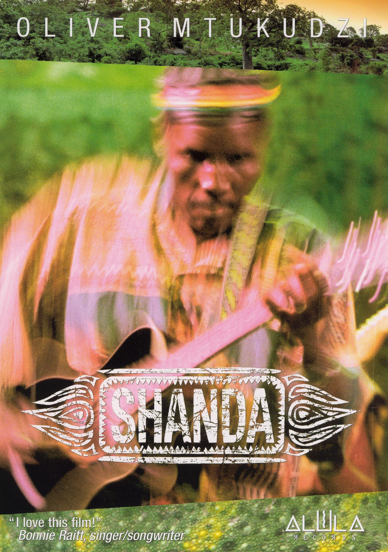 Oliver Mtukudzi: Shanda