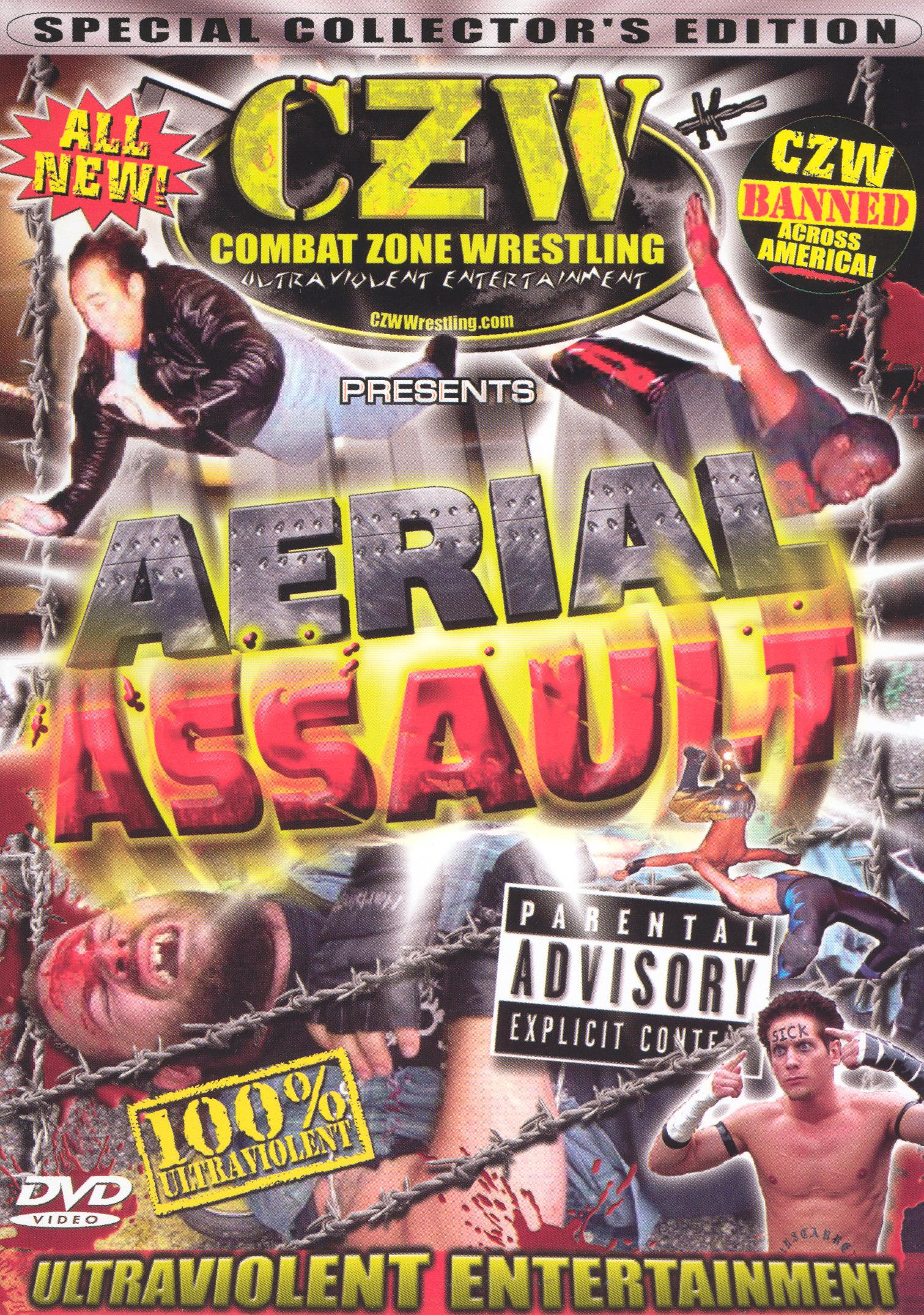 Combat Zone Wrestling: Aerial Assault