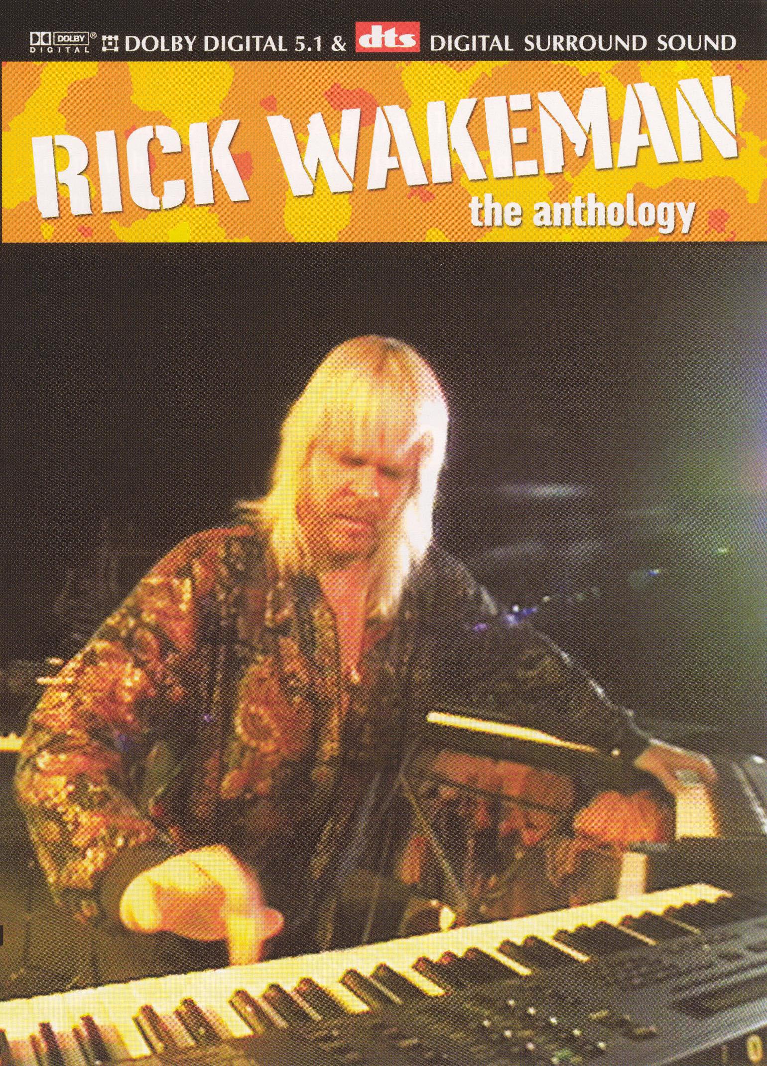 Rick Wakeman: The Anthology
