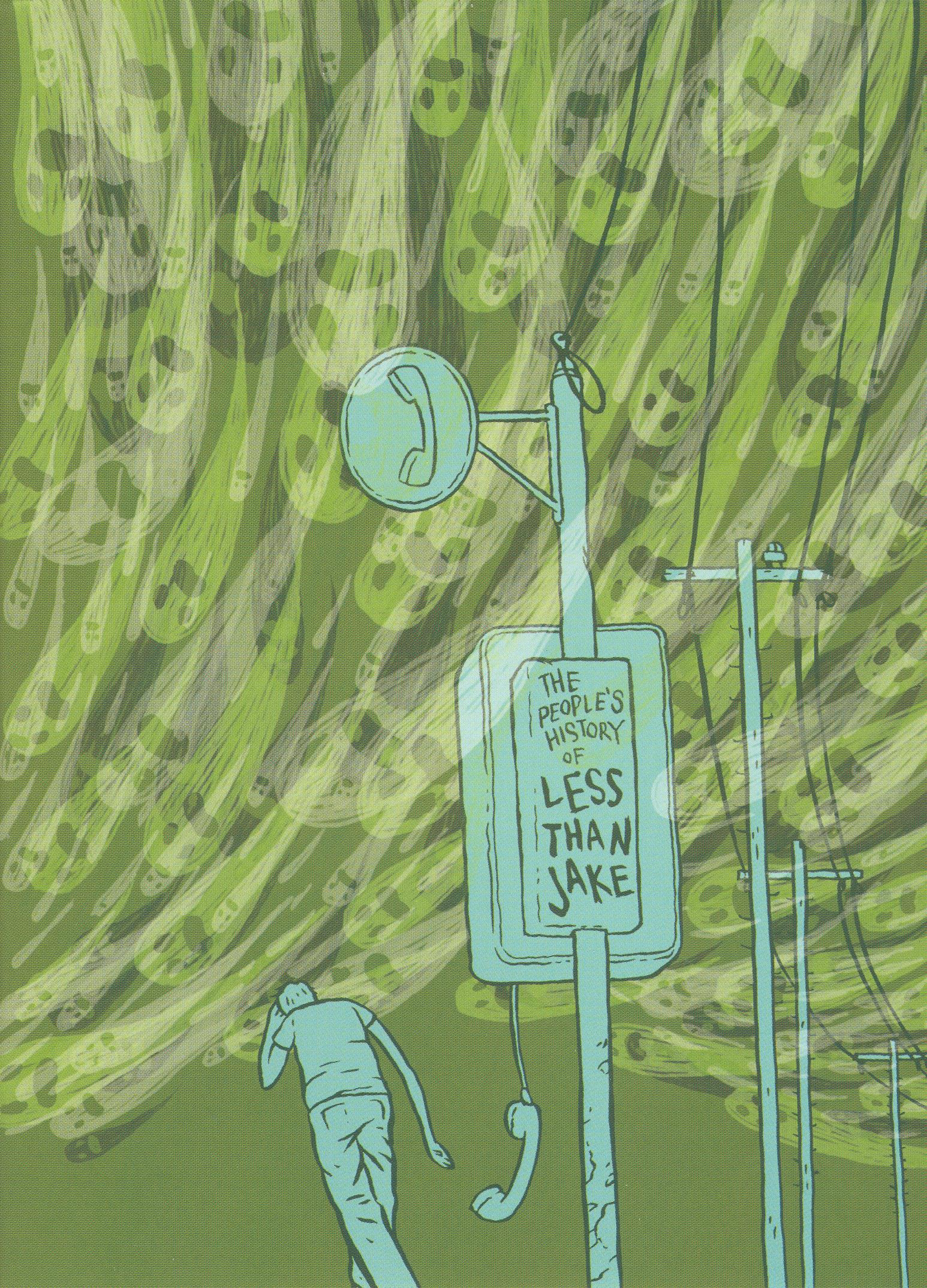 Less Than Jake: The People's History of Less Than Jake