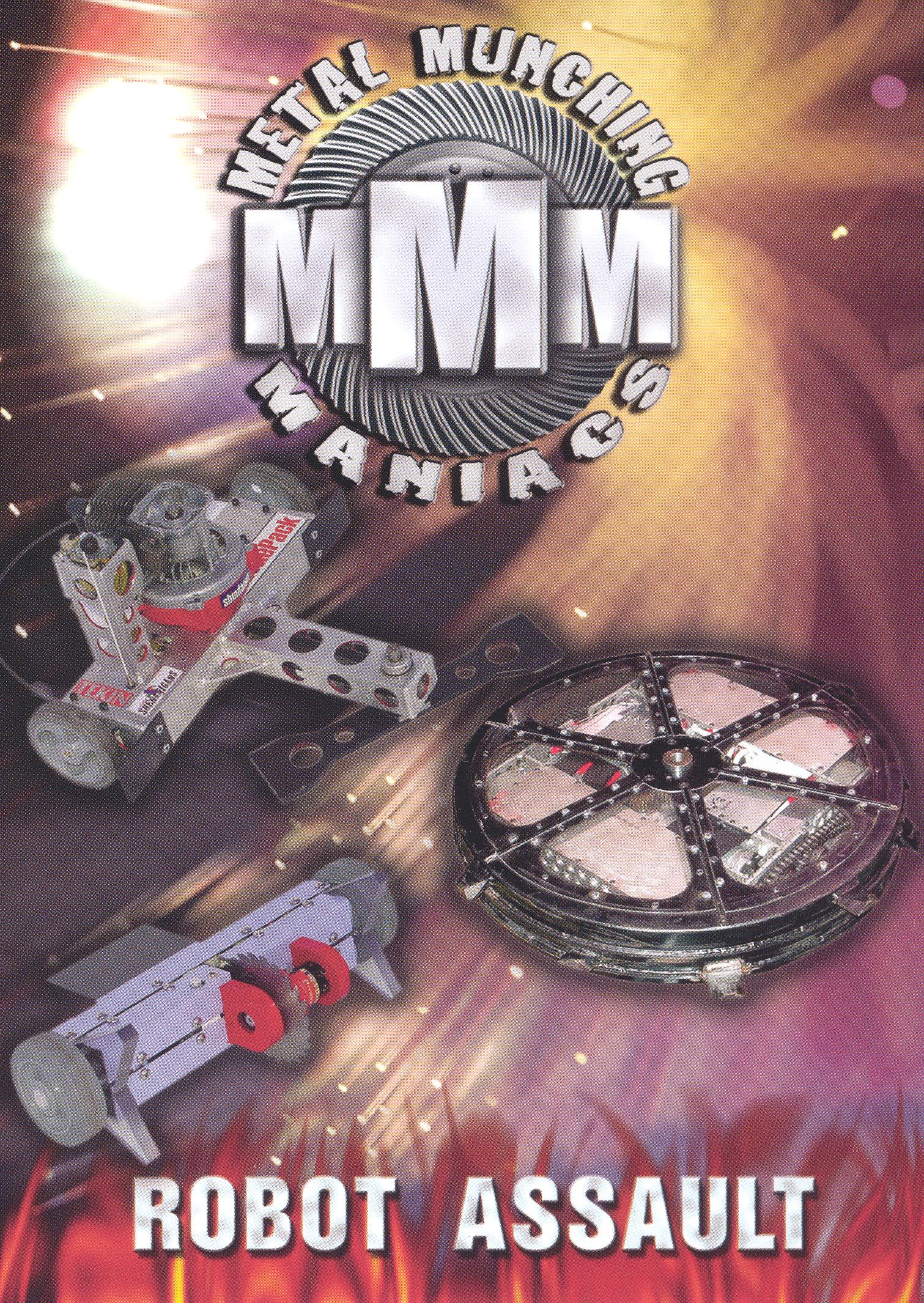 Metal Munching Maniacs: Robot Assault