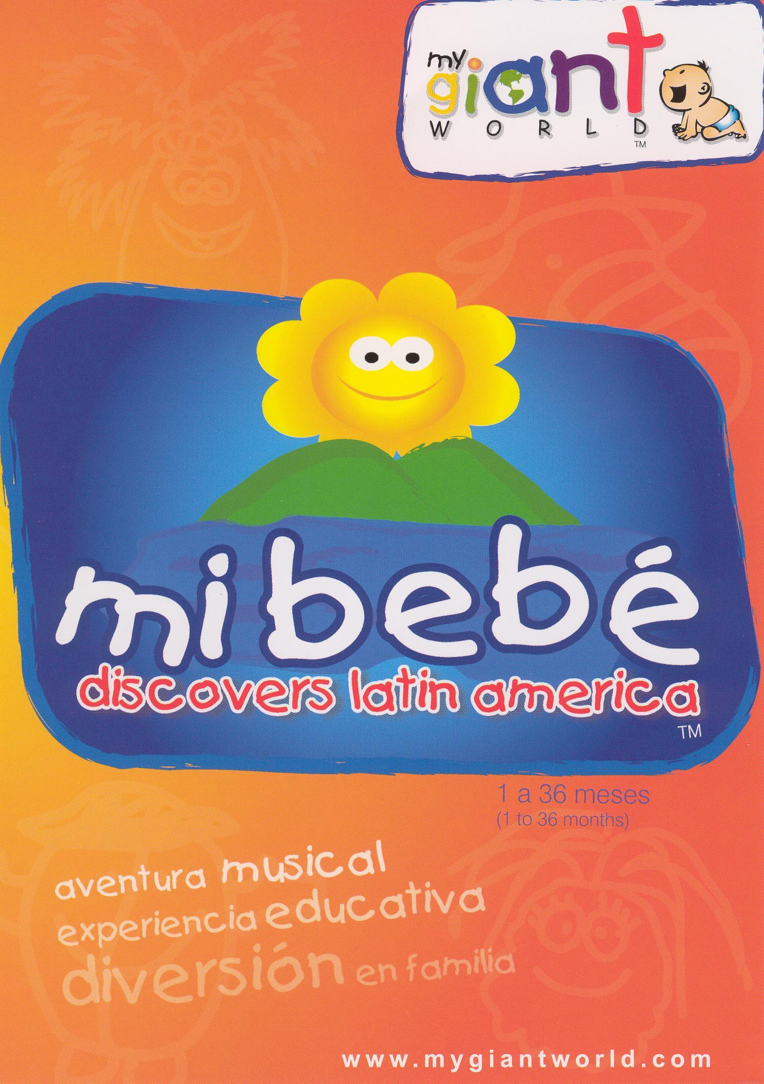 Mi Bebe Discovers Latin America