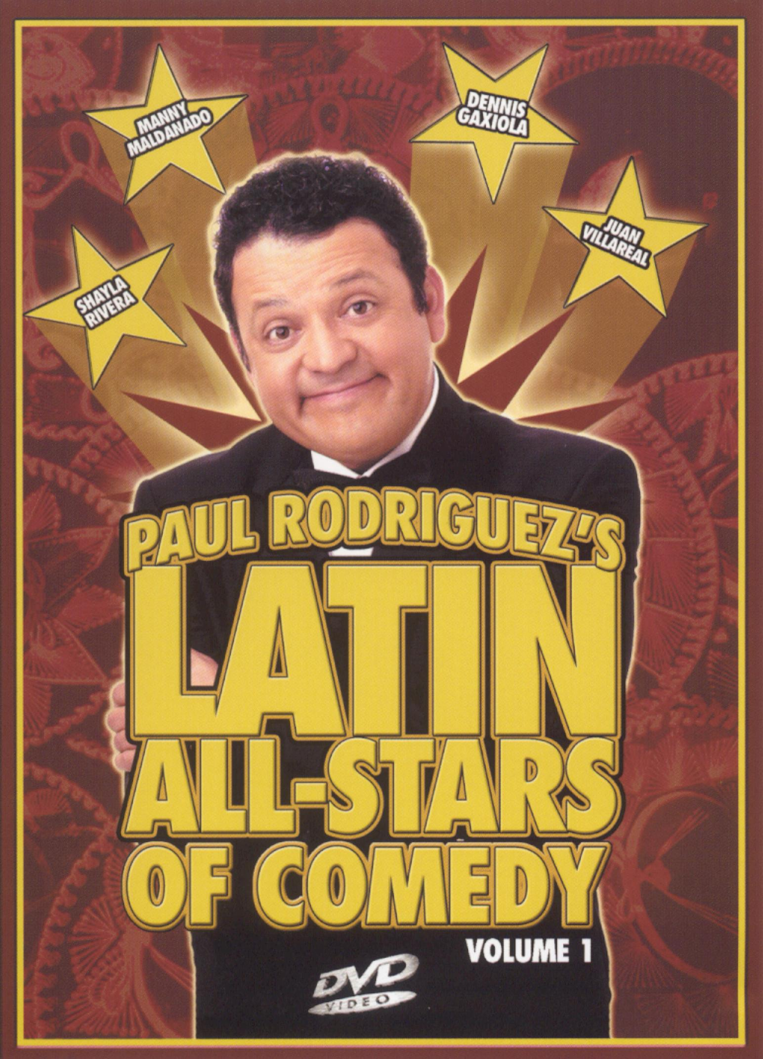 Paul Rodriguez's Latin All Stars of Comedy, Vol. 1