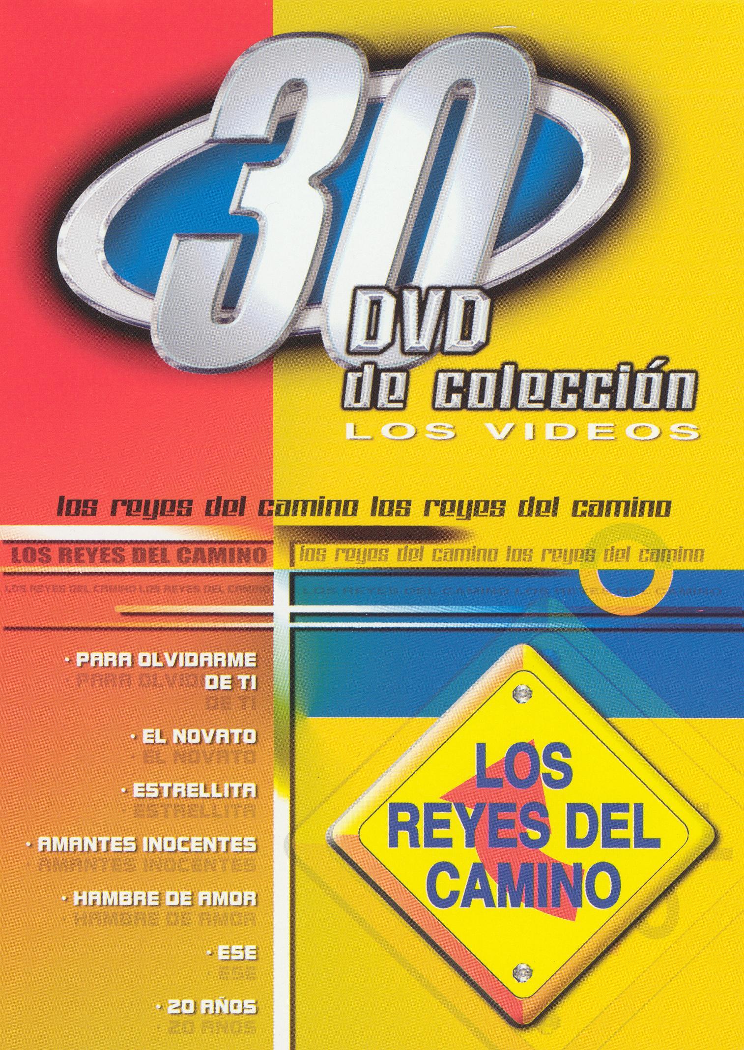 Reyes Del Camino: 30 DVD de Coleccion
