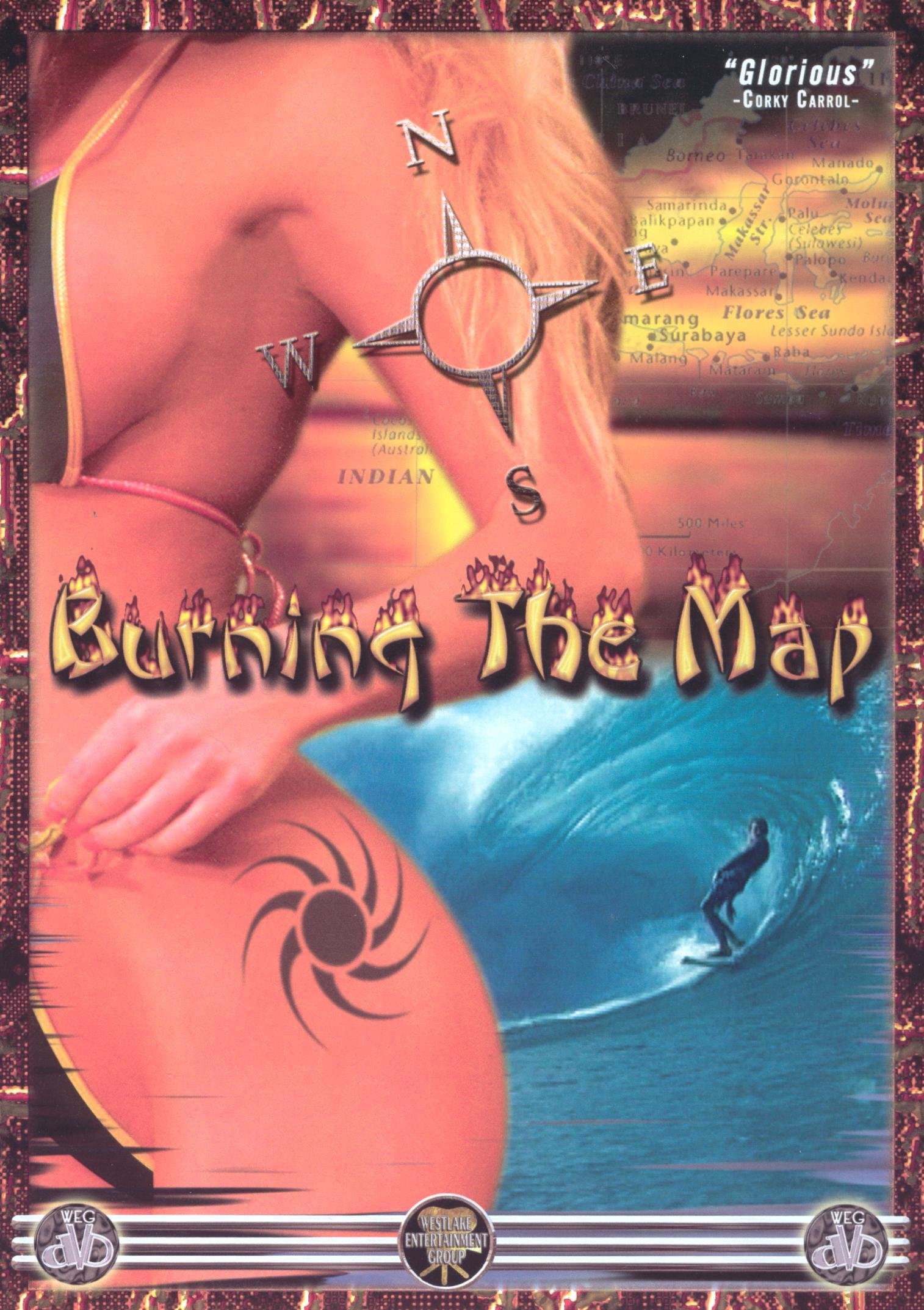 Timmy Turner: Burning the Map