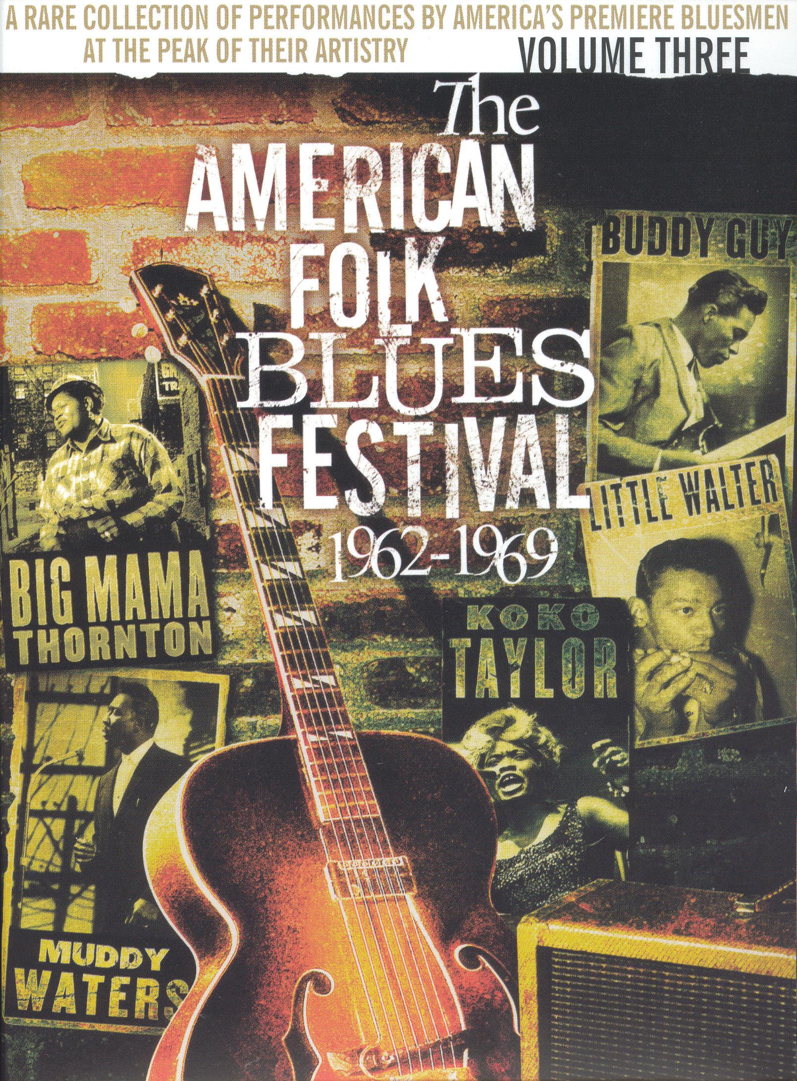 American Folk Blues Festival 1962-1969, Vol. 3