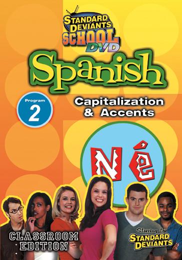 Standard Deviants School: Spanish, Program 2
