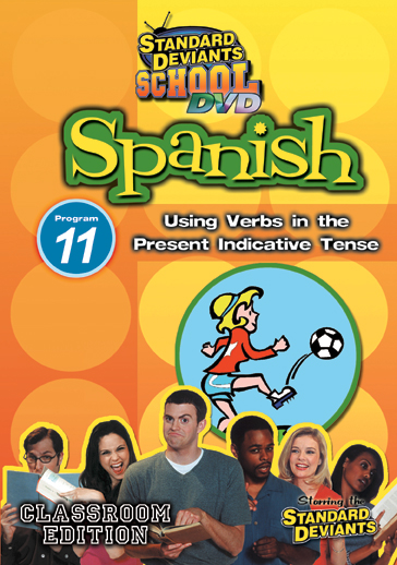 Standard Deviants School: Spanish, Program 11