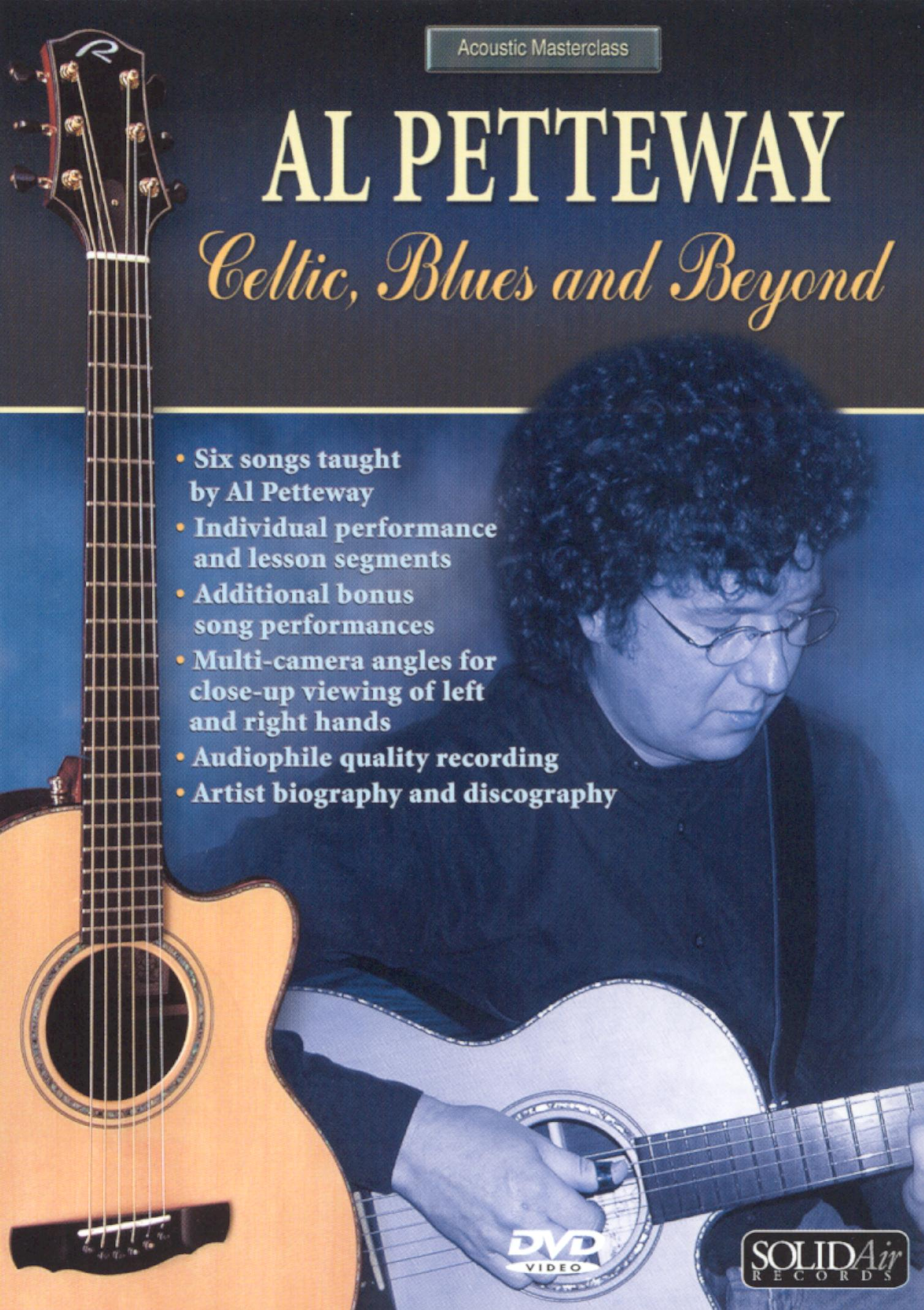Acoustic Masterclass Series: Celtic, Blues & Beyond