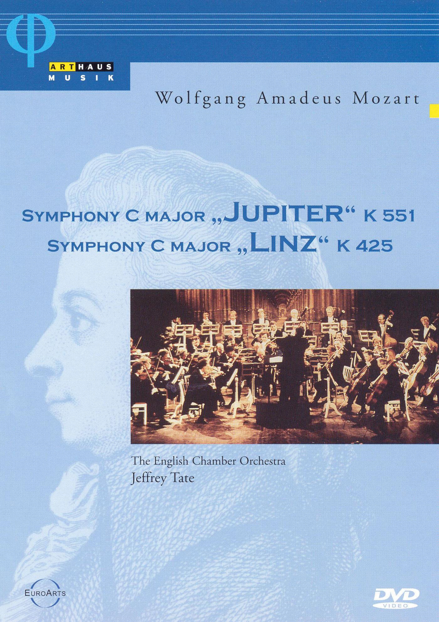 Mozart: Jupiter & Linz Symphonies