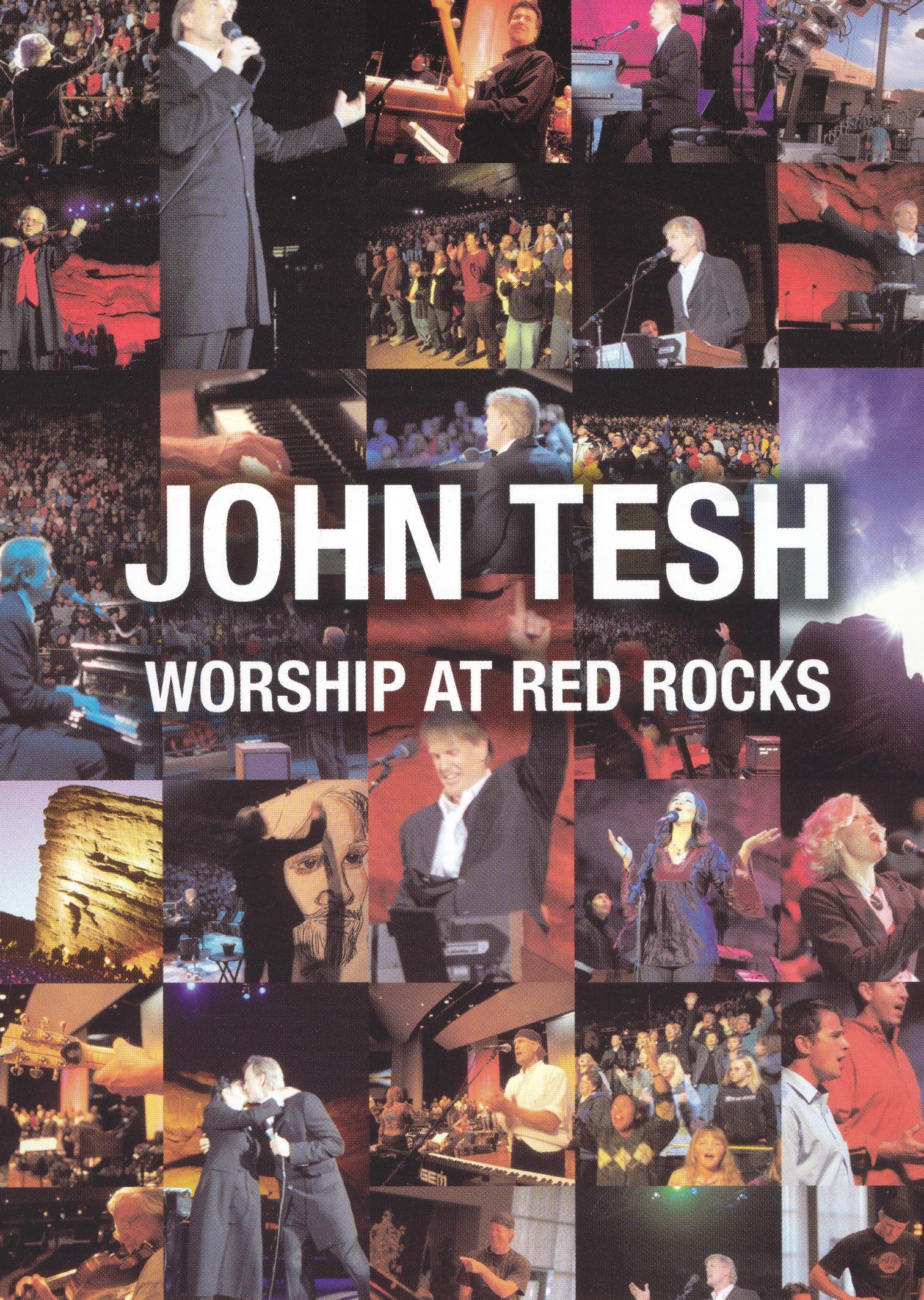 John Tesh: Worship at Red Rocks