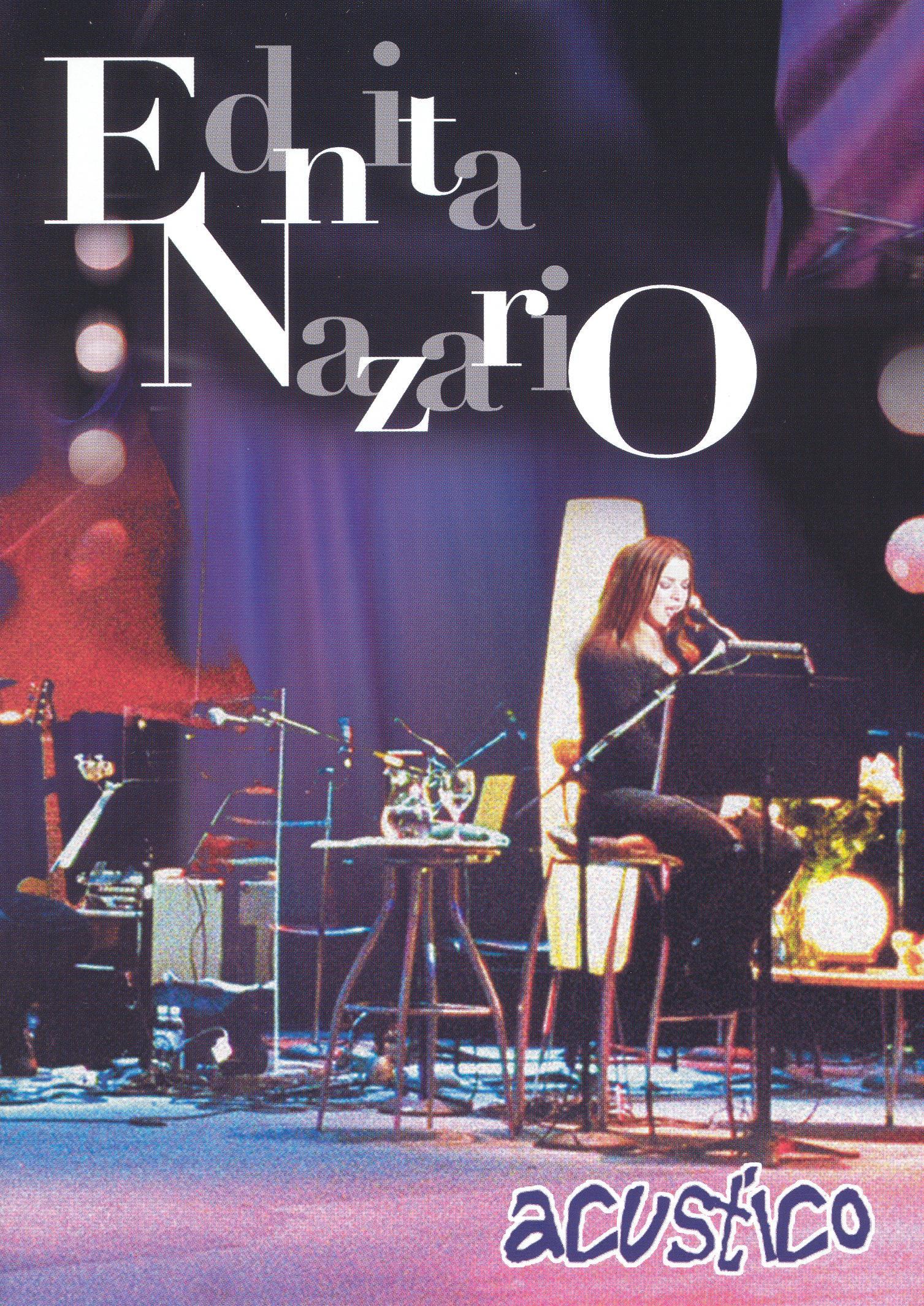 Ednita Nazario: Acustico