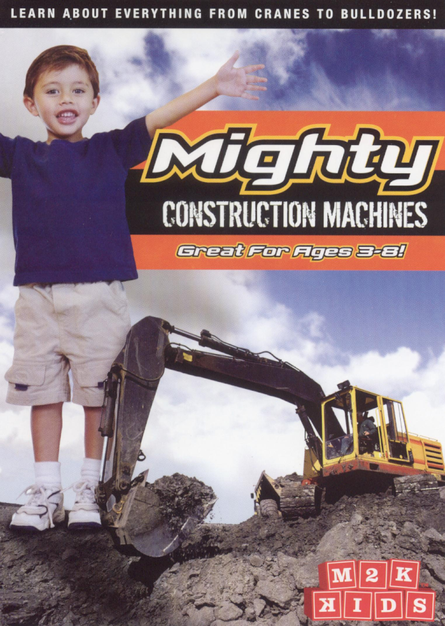 Mighty Construction Machines