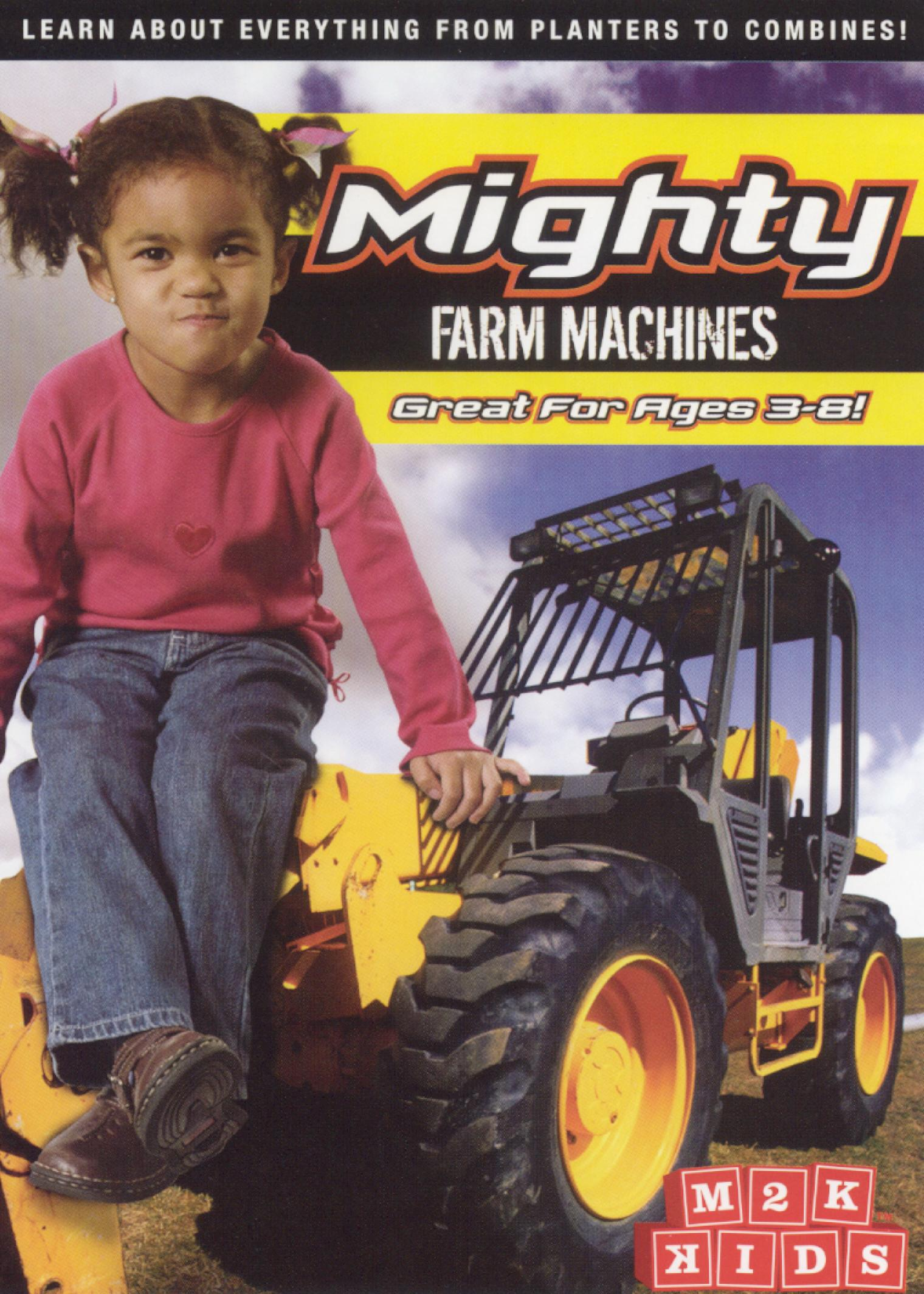 Mighty Farm Machines