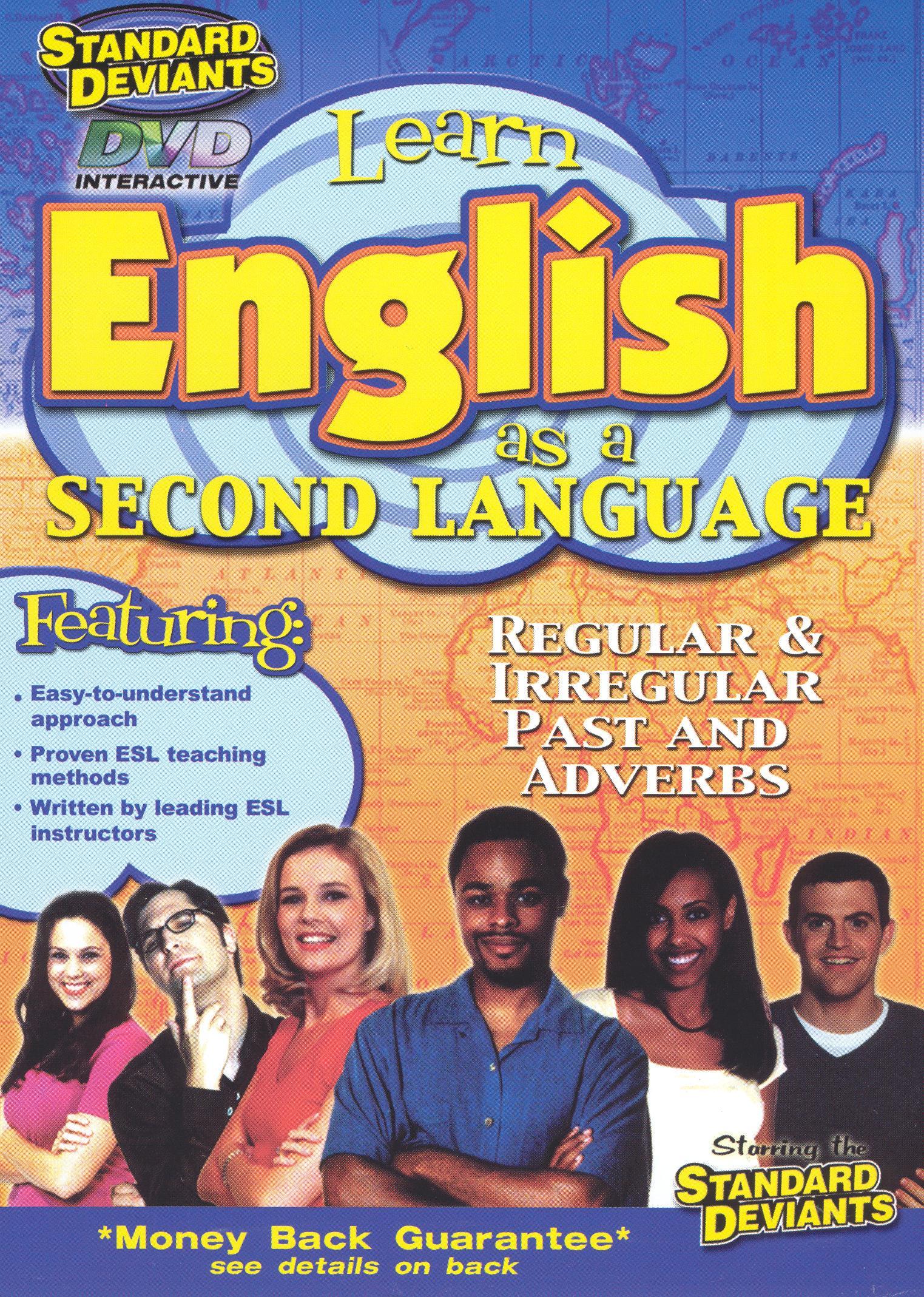 The Standard Deviants: ESL Program, Vol. 4 - Regular and Irregular Past and Adverbs