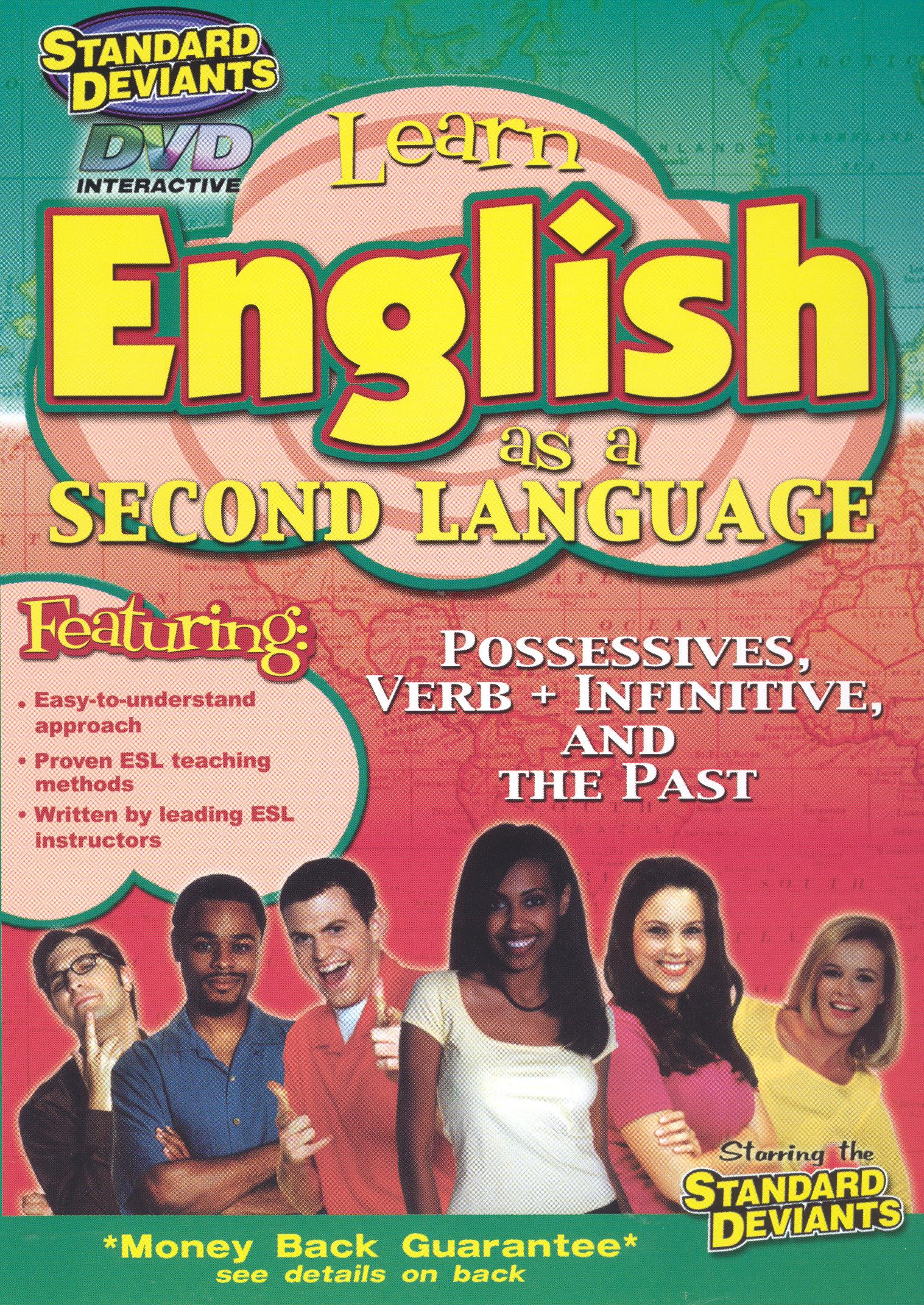 The Standard Deviants: ESL Program, Vol. 3 - Possessives, Verb and Infinitive and The Past