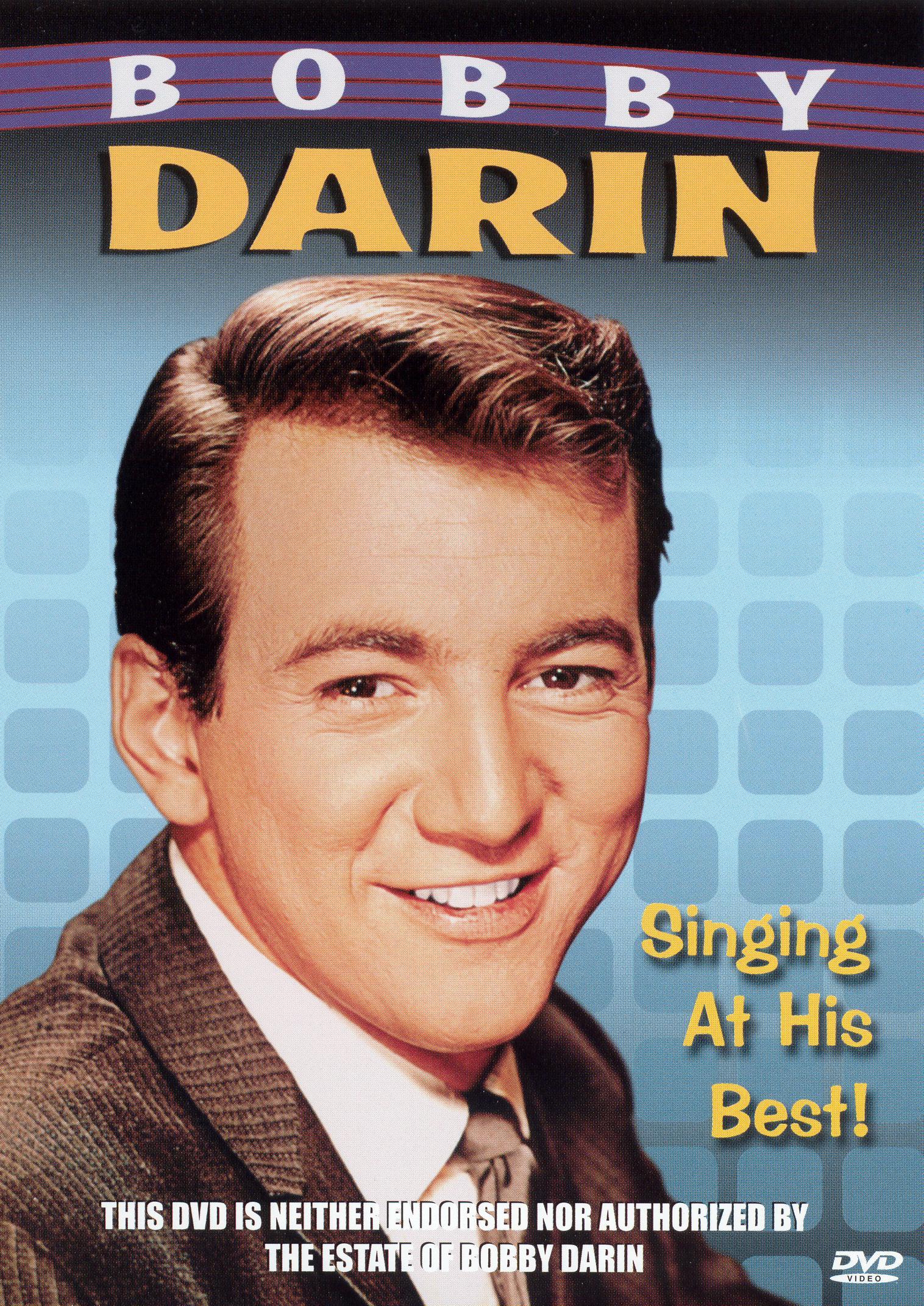 Bobby Darin: Singing at His Best!