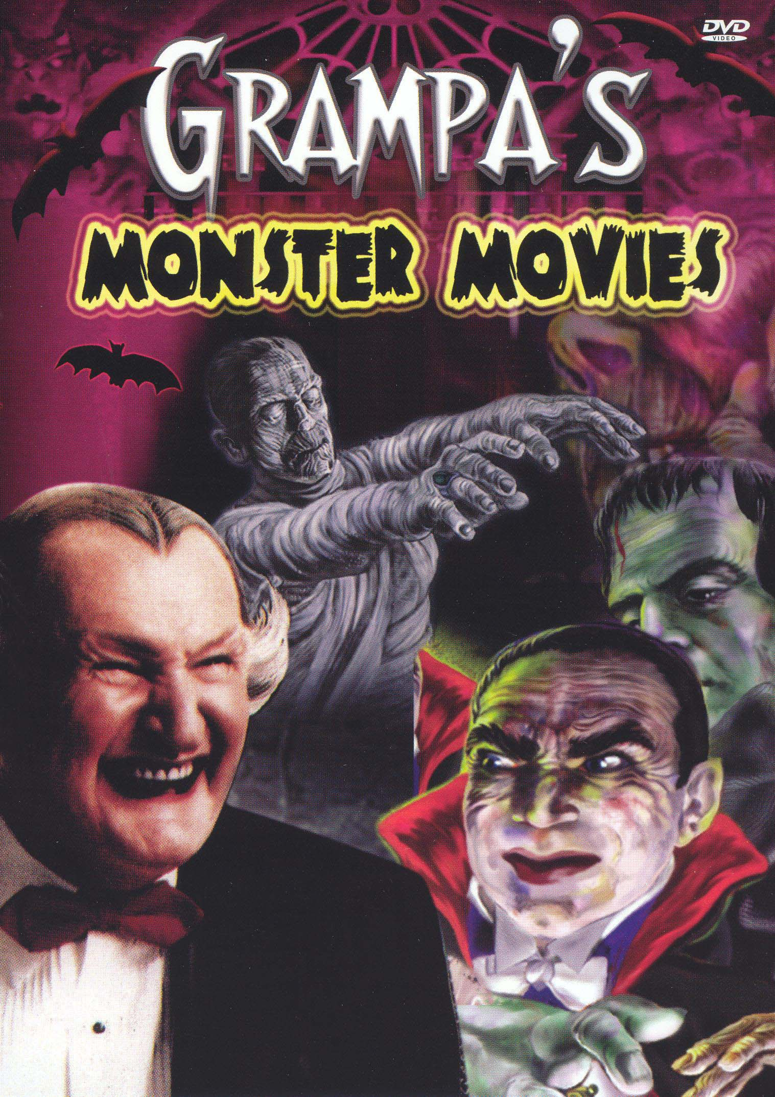 Grampa's Monster Movies