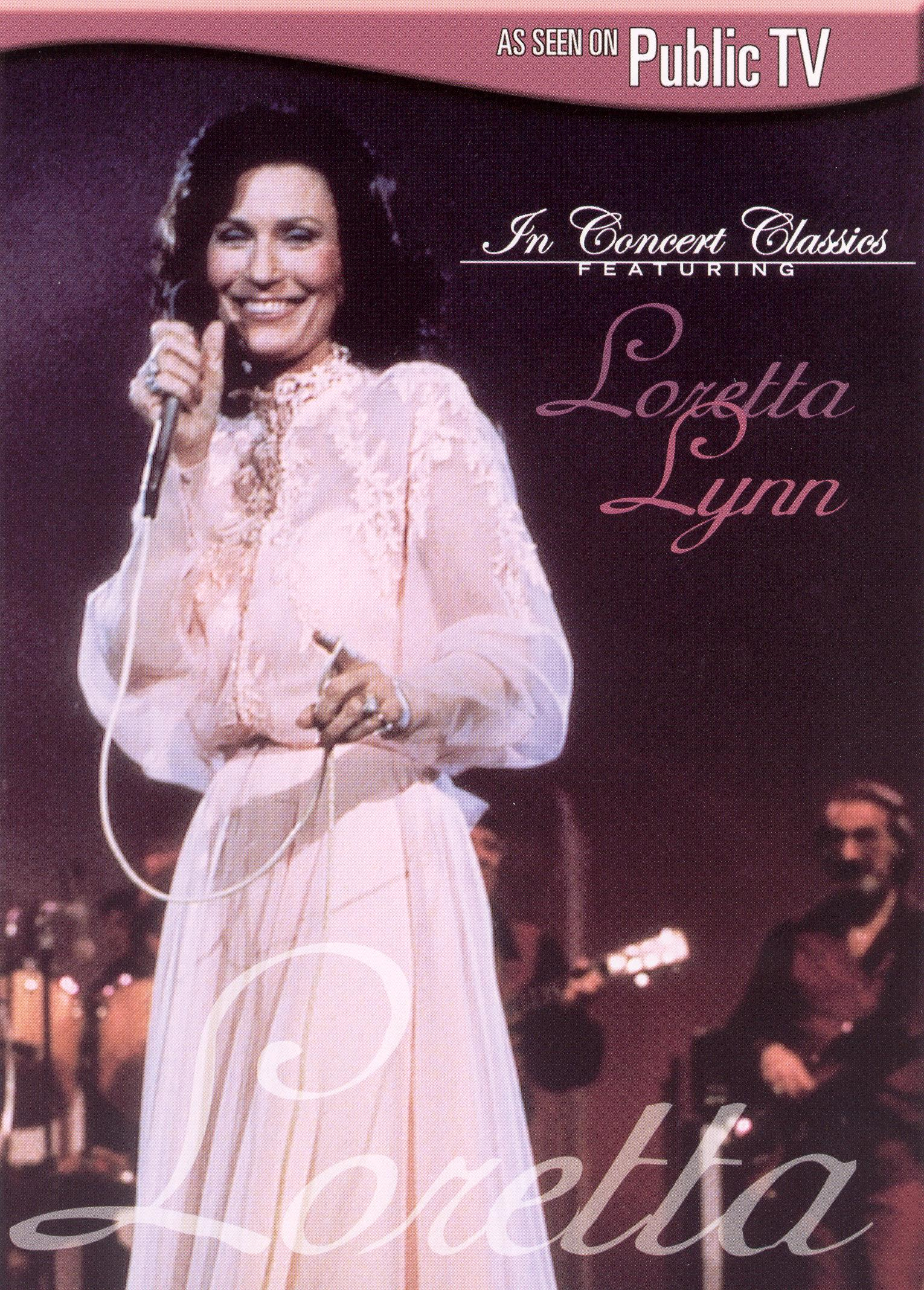 Loretta Lynn: In Concert