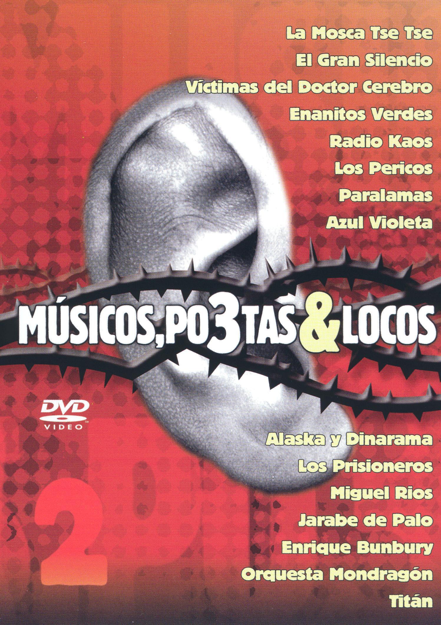 Musicos, Po3tas & Locos