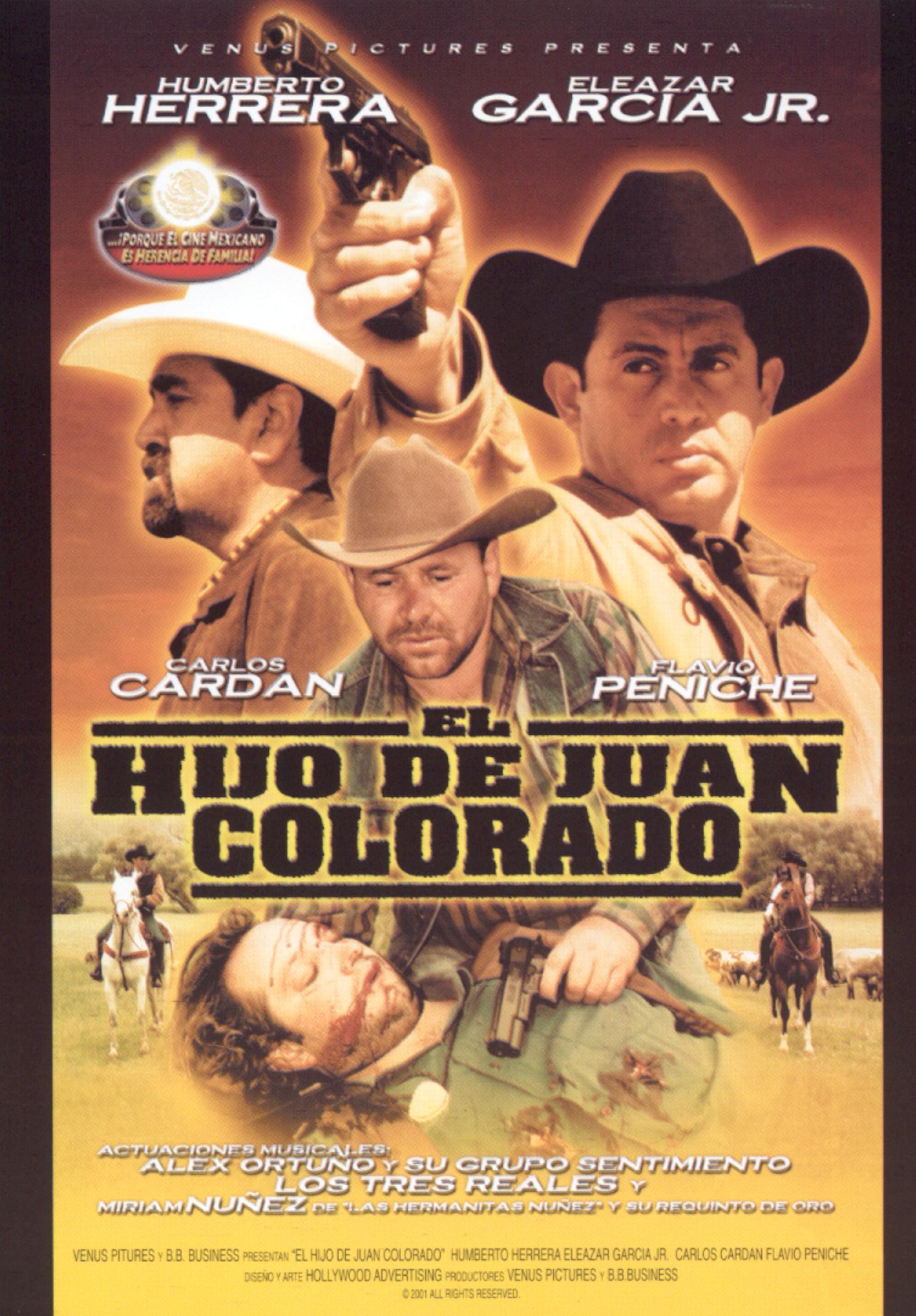 El Hijo de Juan Colorado