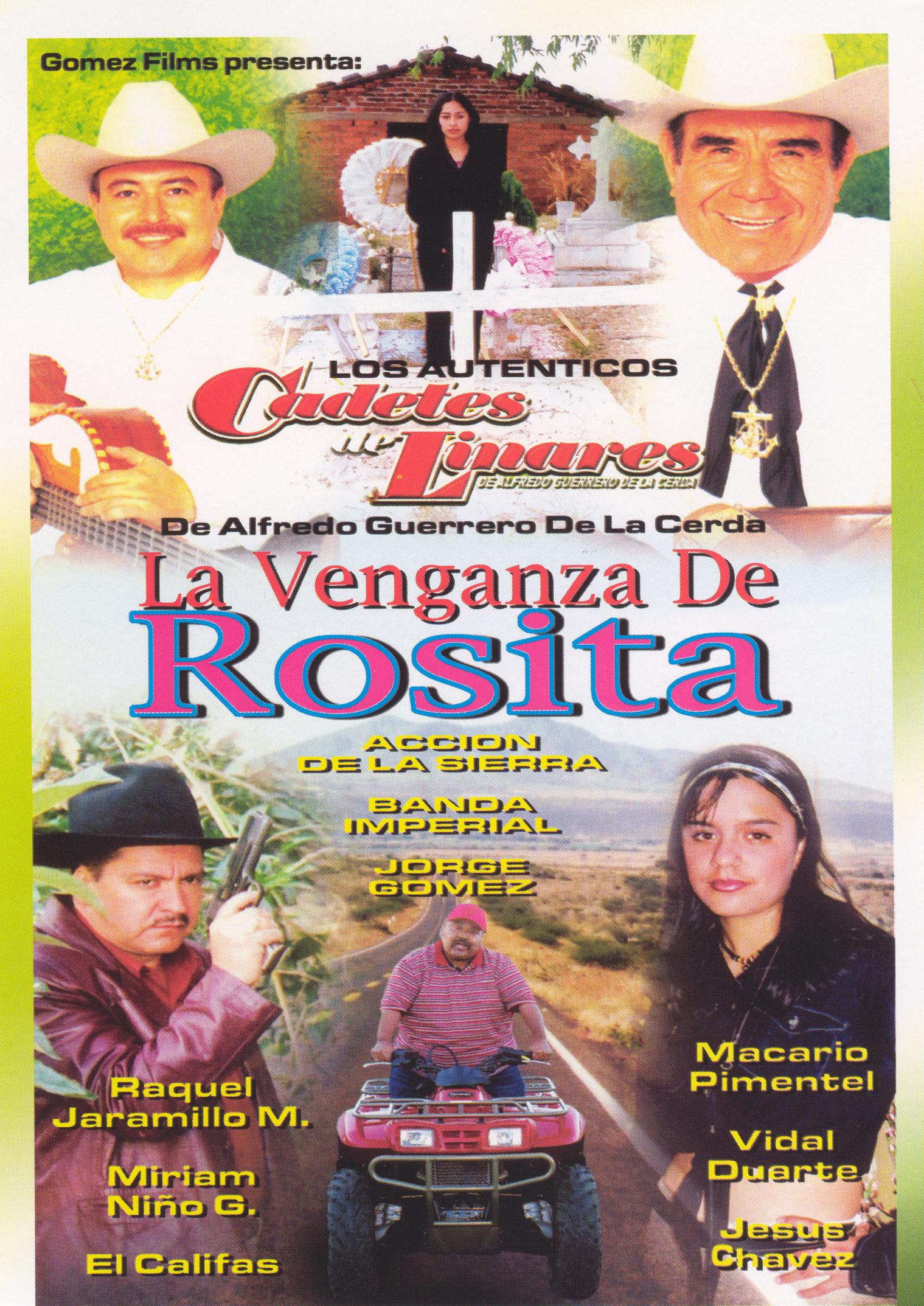 La Venganza De Rosita
