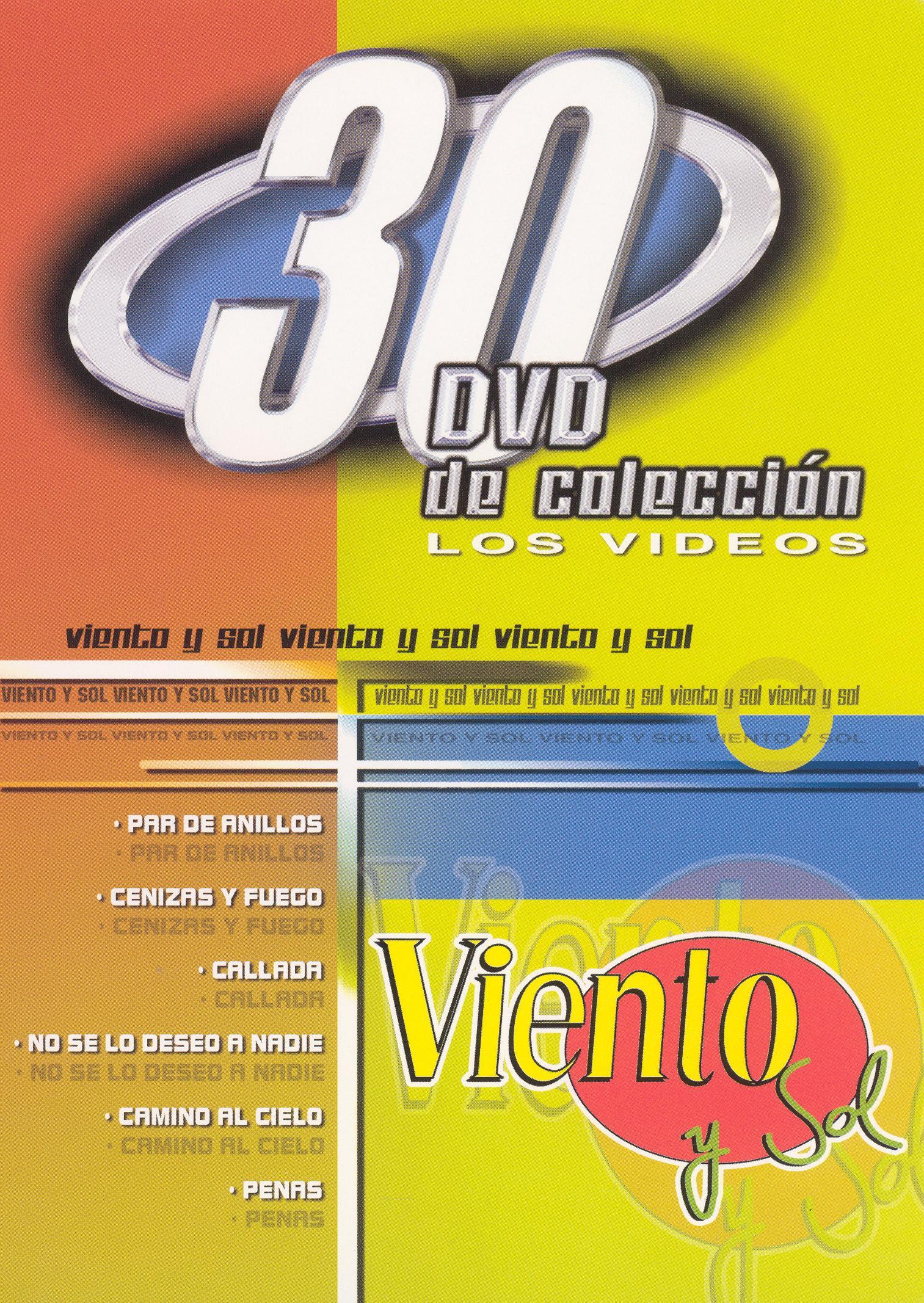 Viento y Sid: 30 DVD De Coleccion