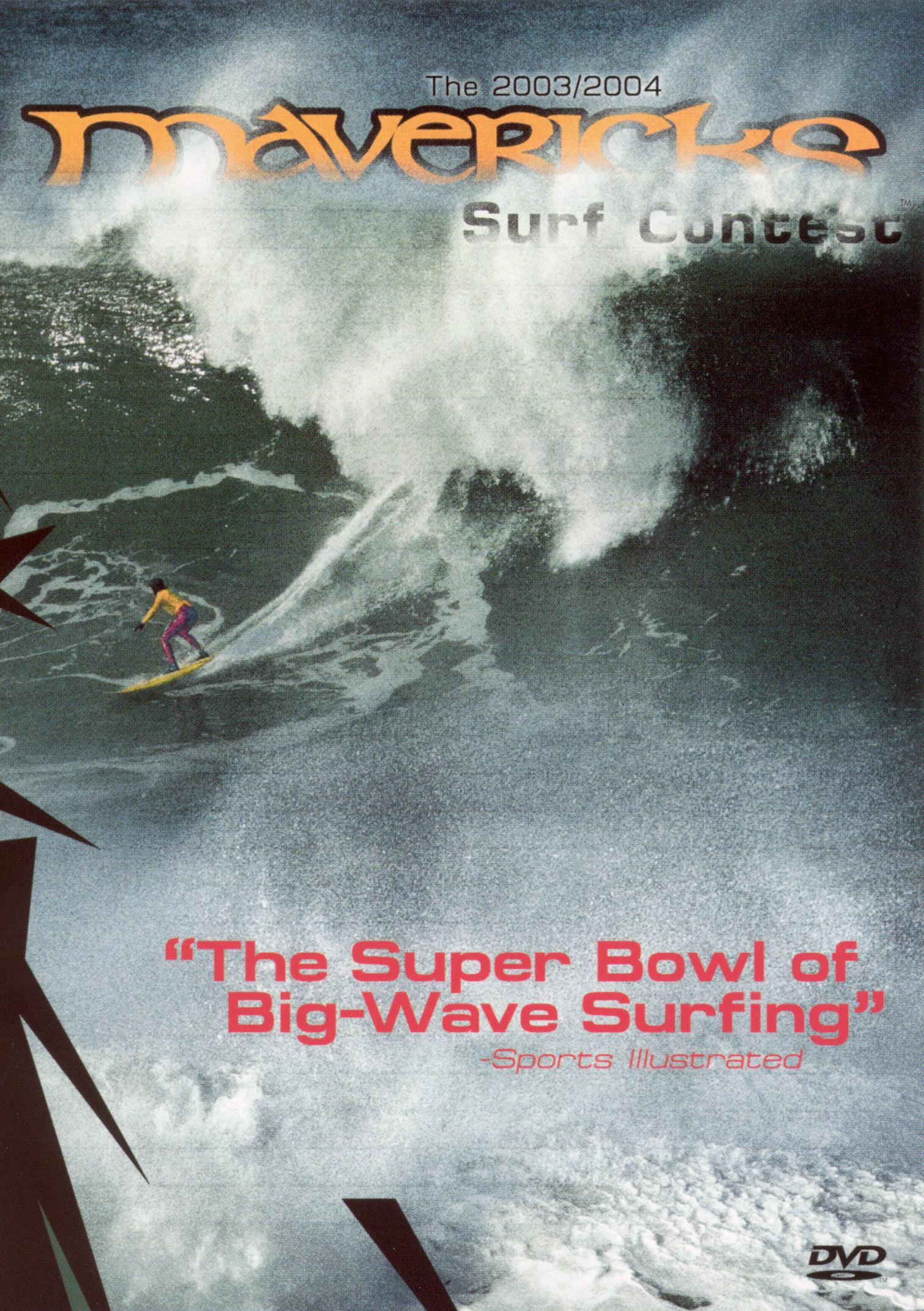 The Mavericks Surf Contest