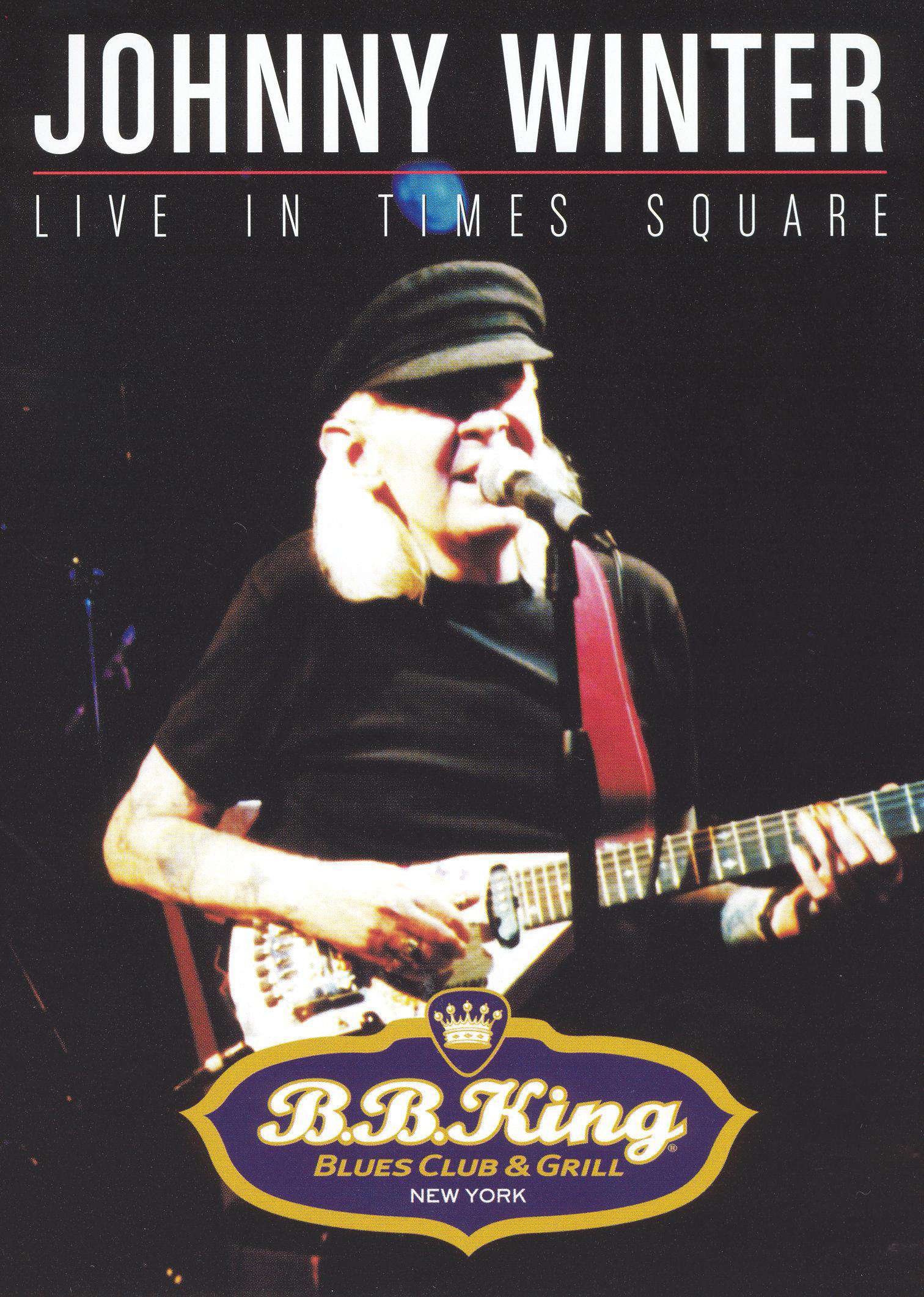 Johnny Winter: Live in Times Square