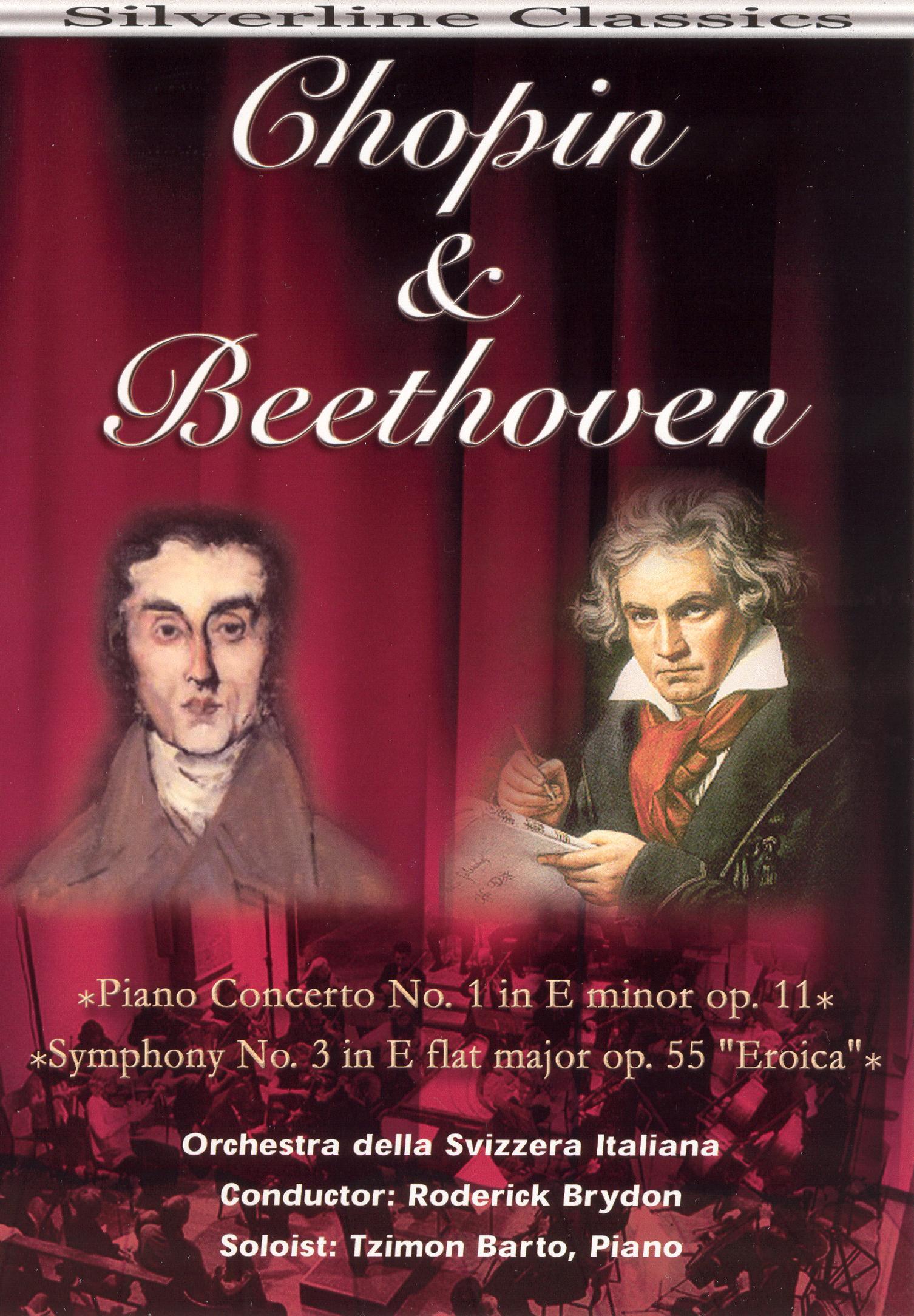 Orchestra della Svizzera Italiana: Chopin & Beethoven