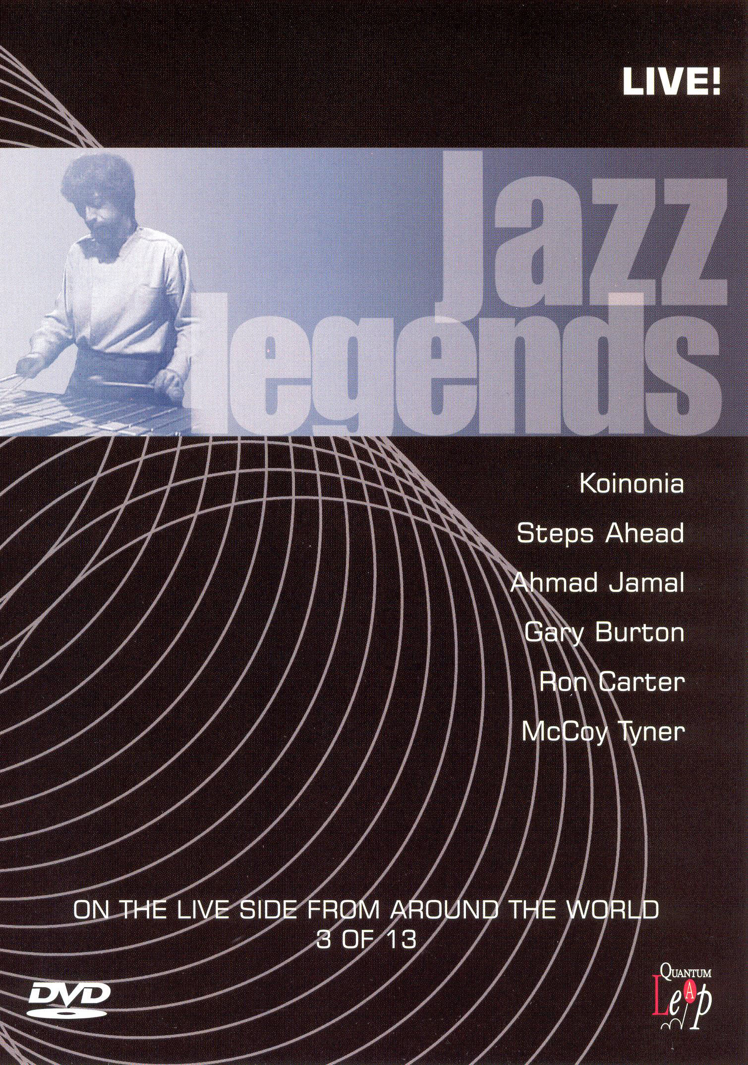Jazz Legends Live! 3