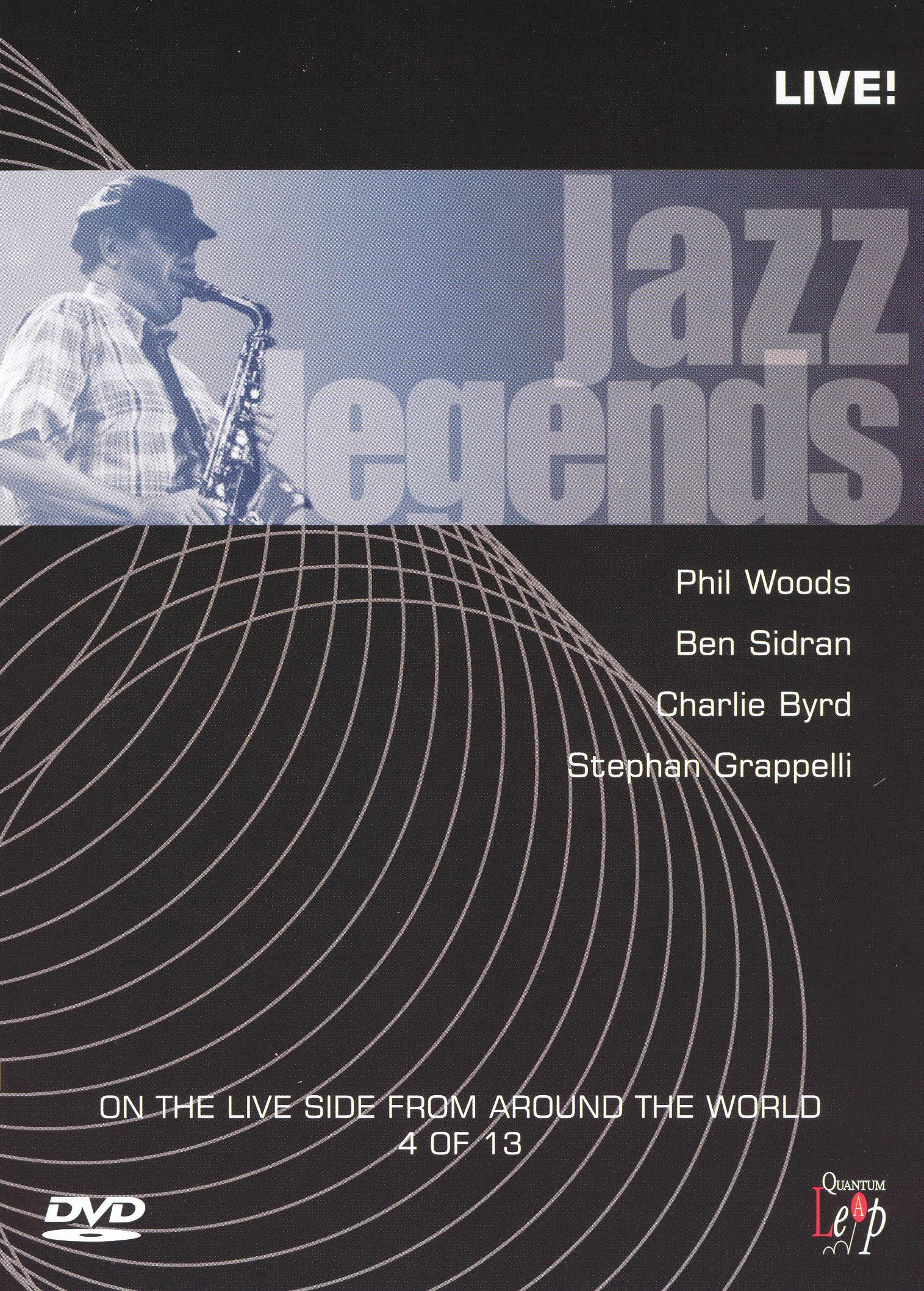 Jazz Legends Live! 4