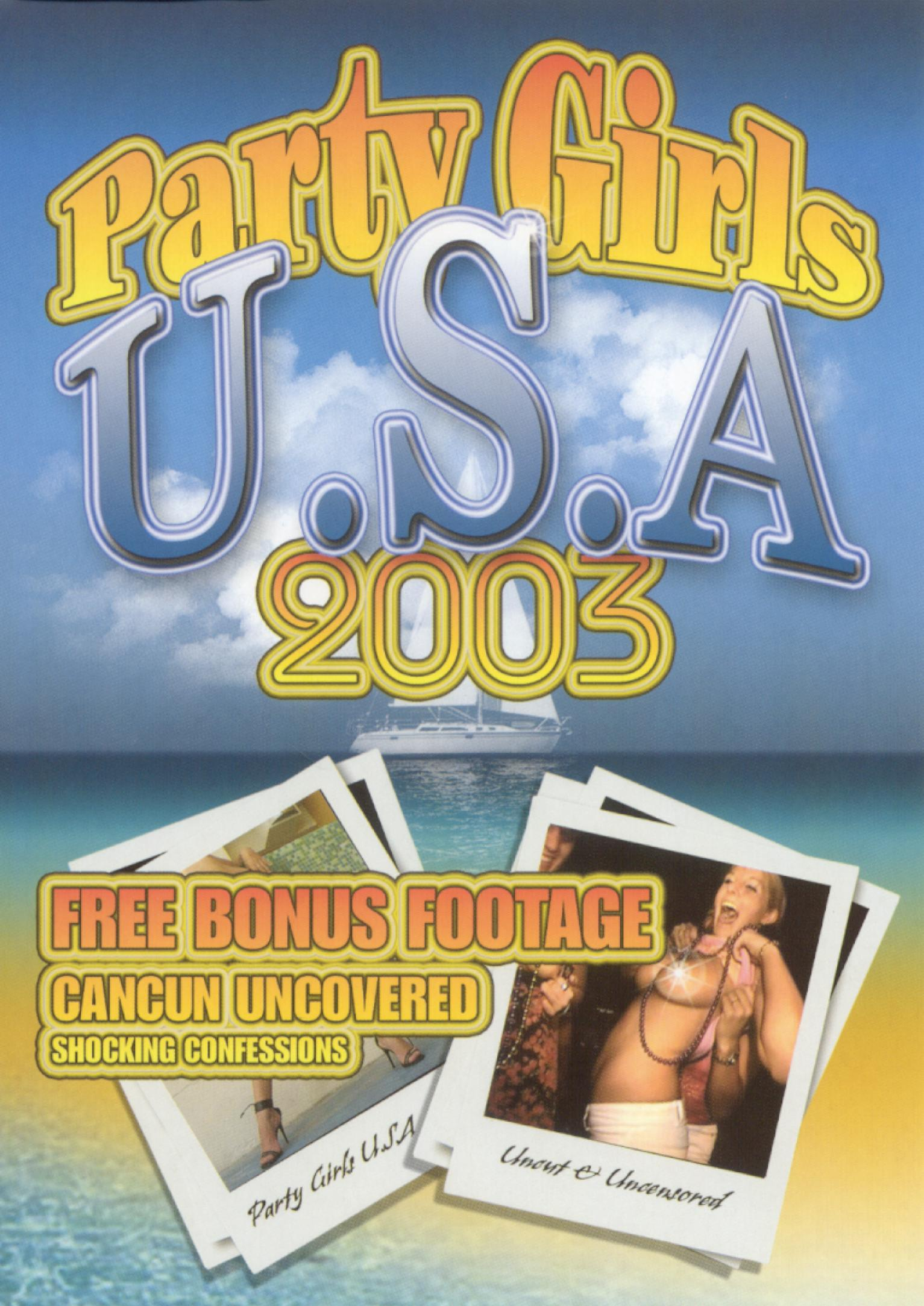 Party Girls U.S.A. 2003