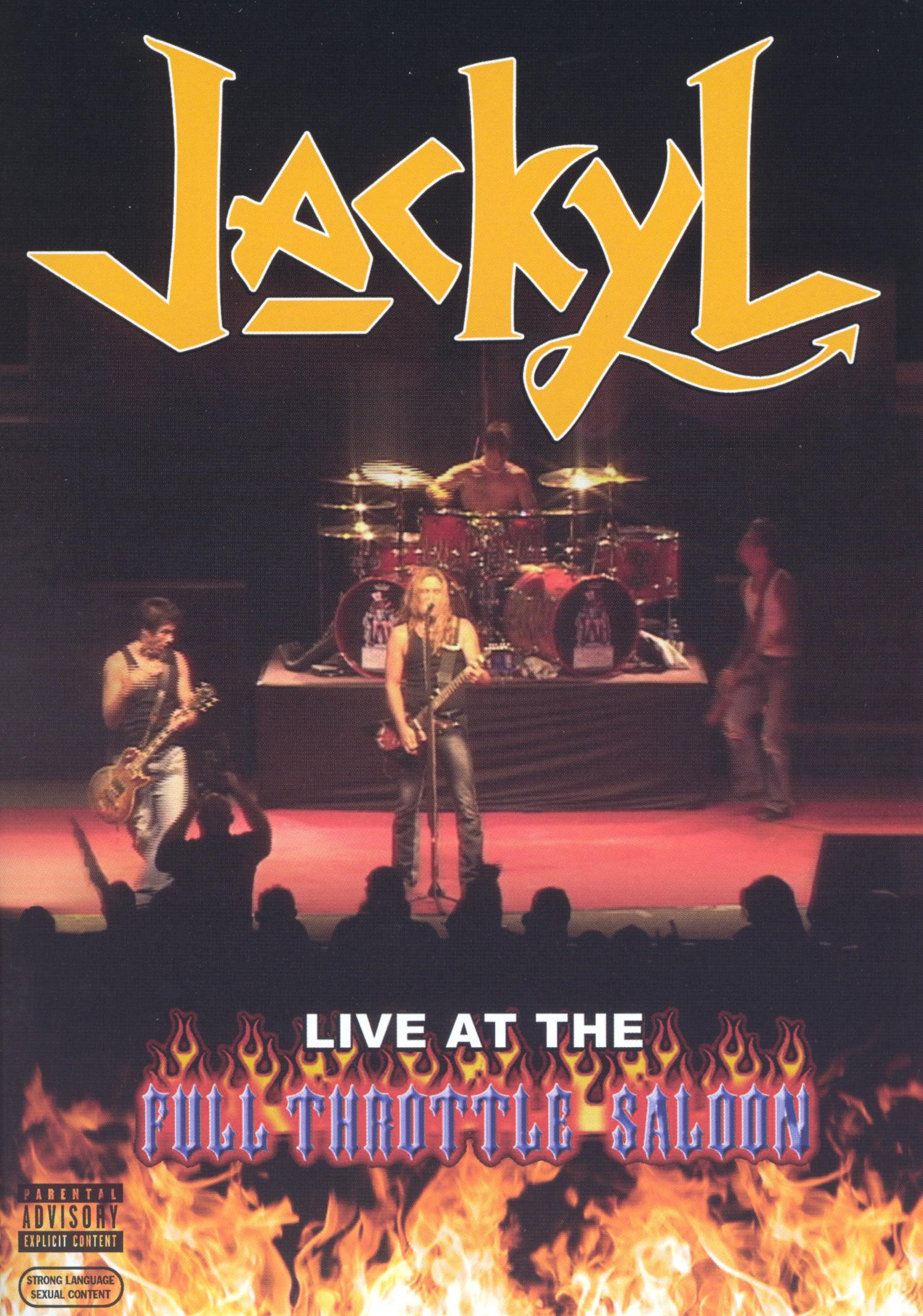 Jackyl: Live at the Full Throttle Saloon