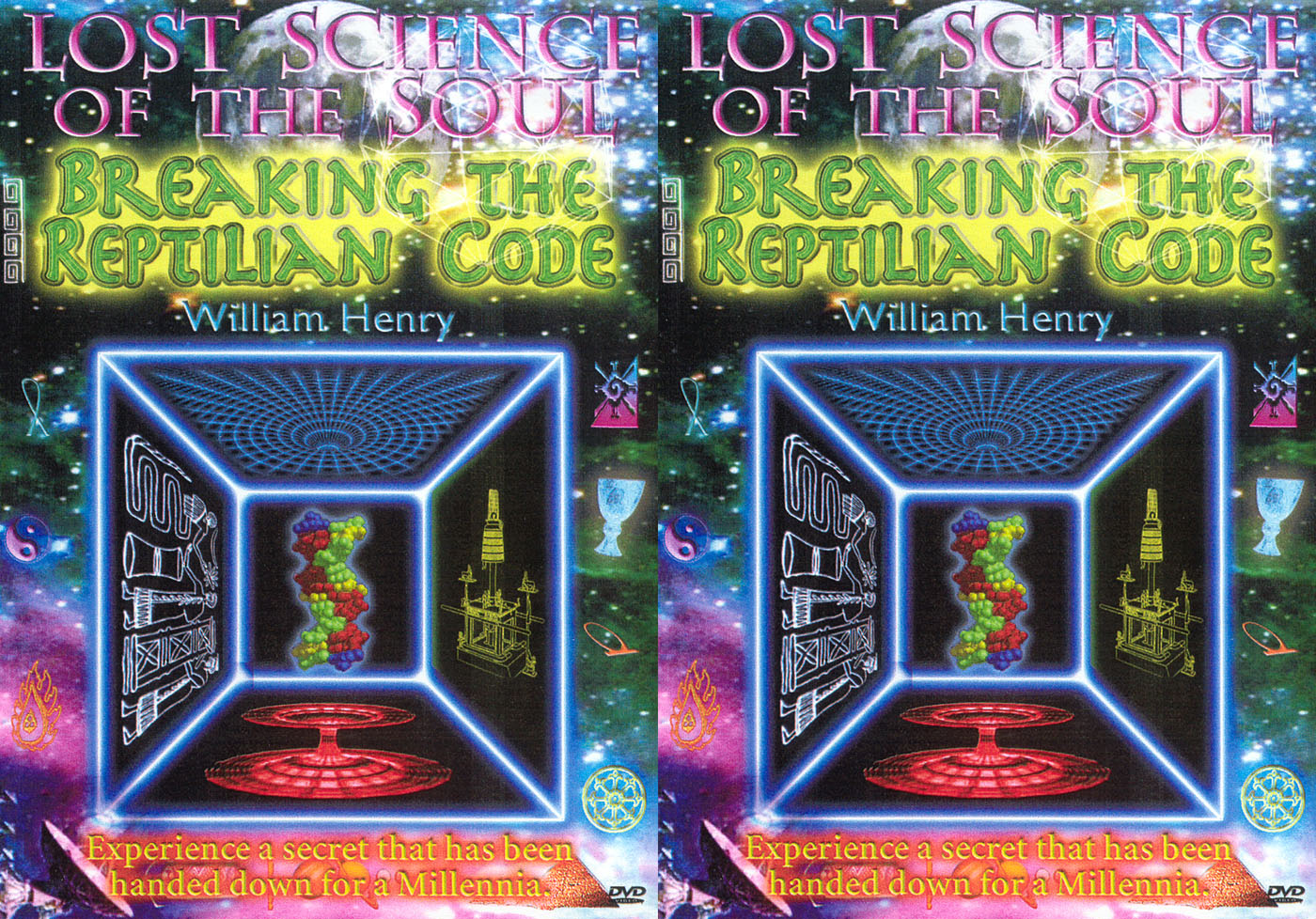 Lost Science of the Soul: Breaking the Reptilian Code