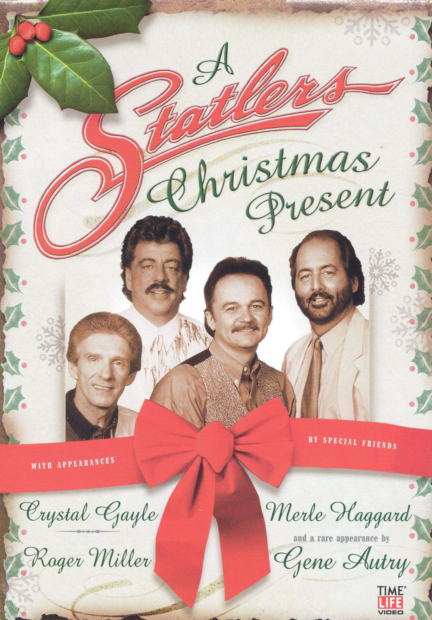The Statler Brothers: A Statlers Christmas Present