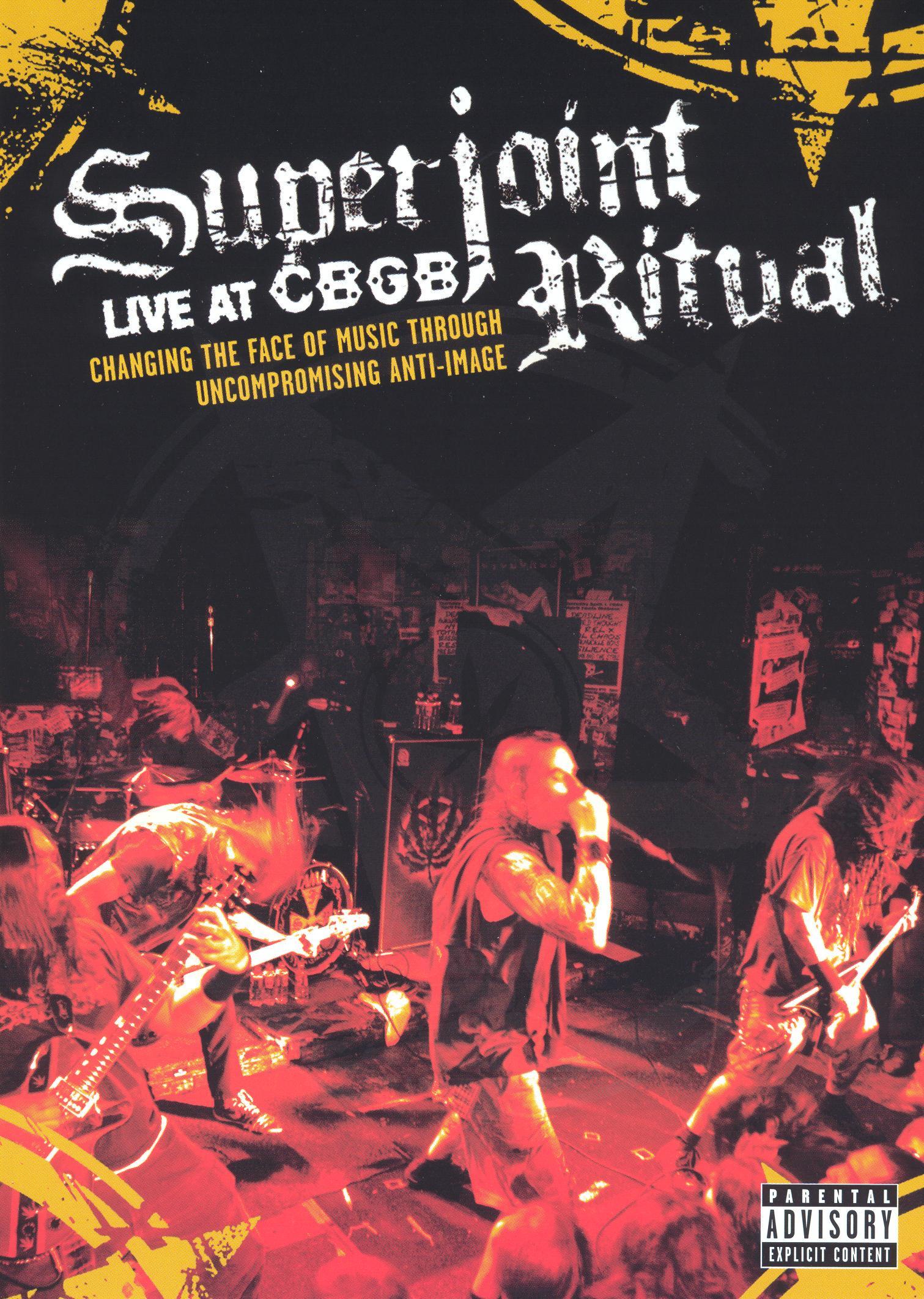 Superjoint Ritual: Live at CBGB 2004
