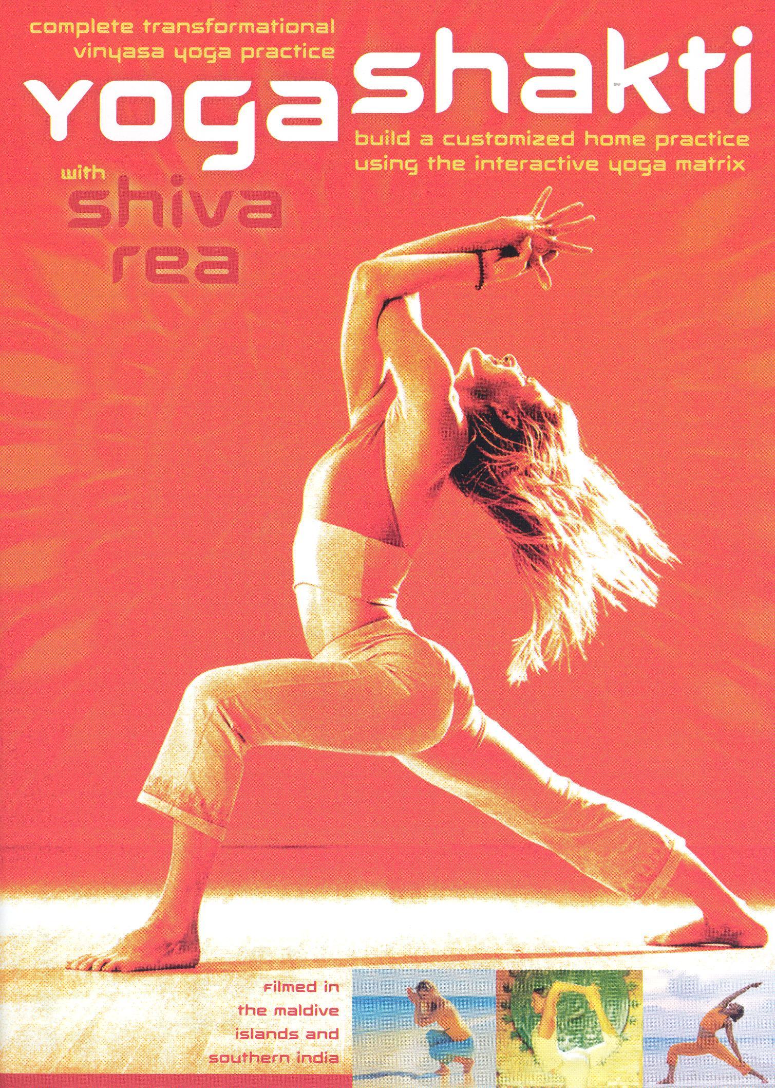 Shiva Rea: Yoga Shakti