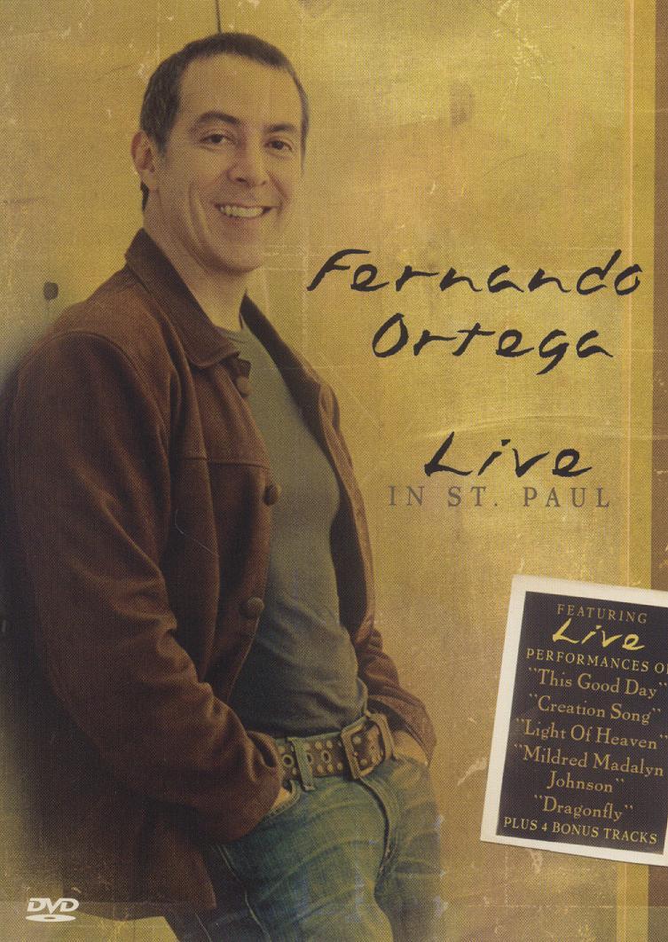 Fernando Ortega: Live In St. Paul