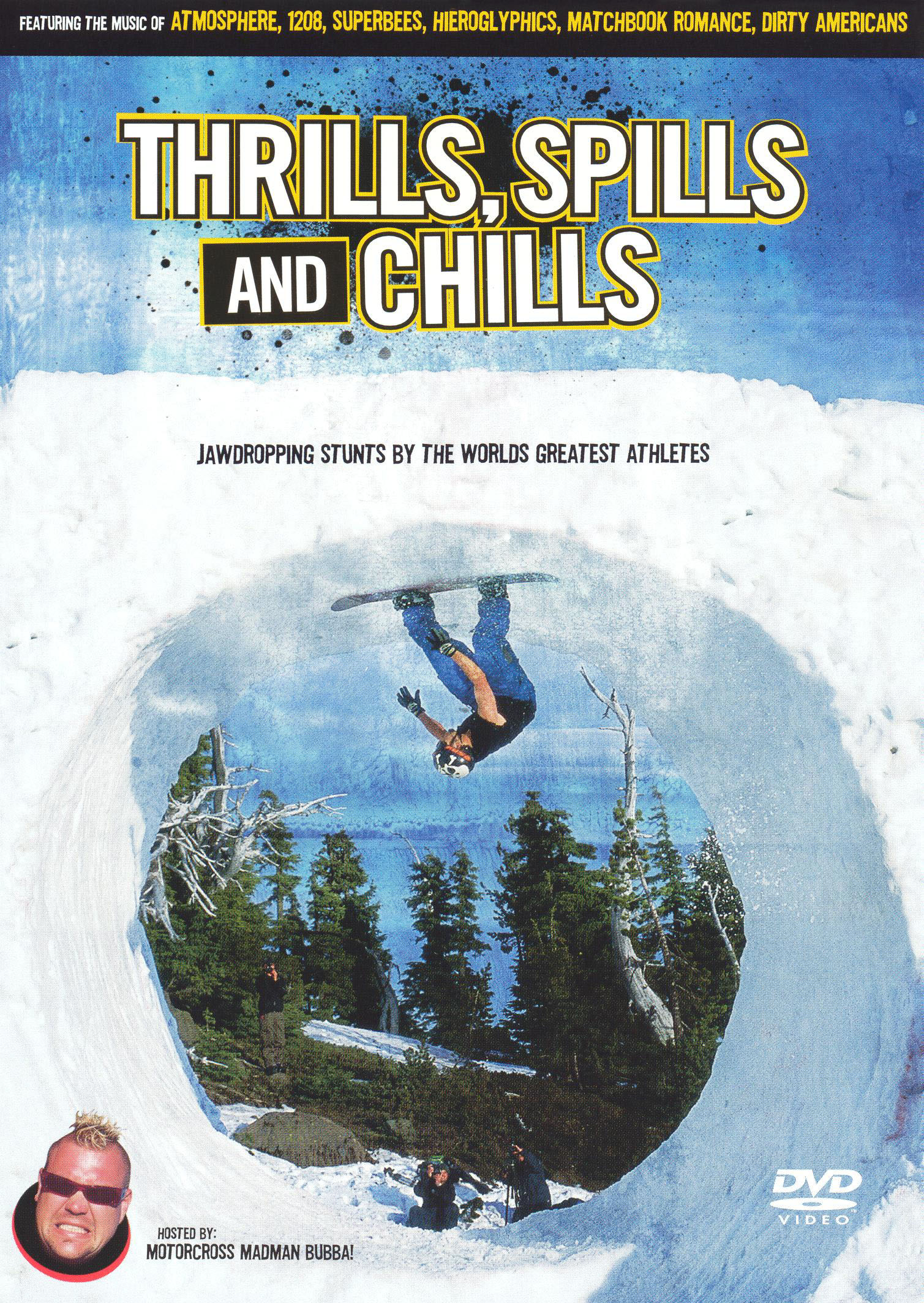 Thrills, Spills and Chills