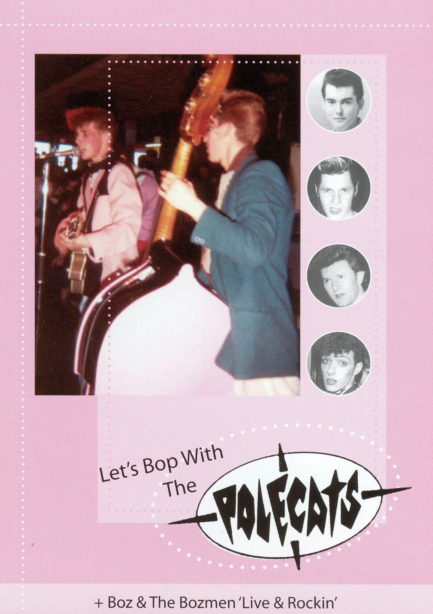 Polecats: Let's Bop With The Polecats