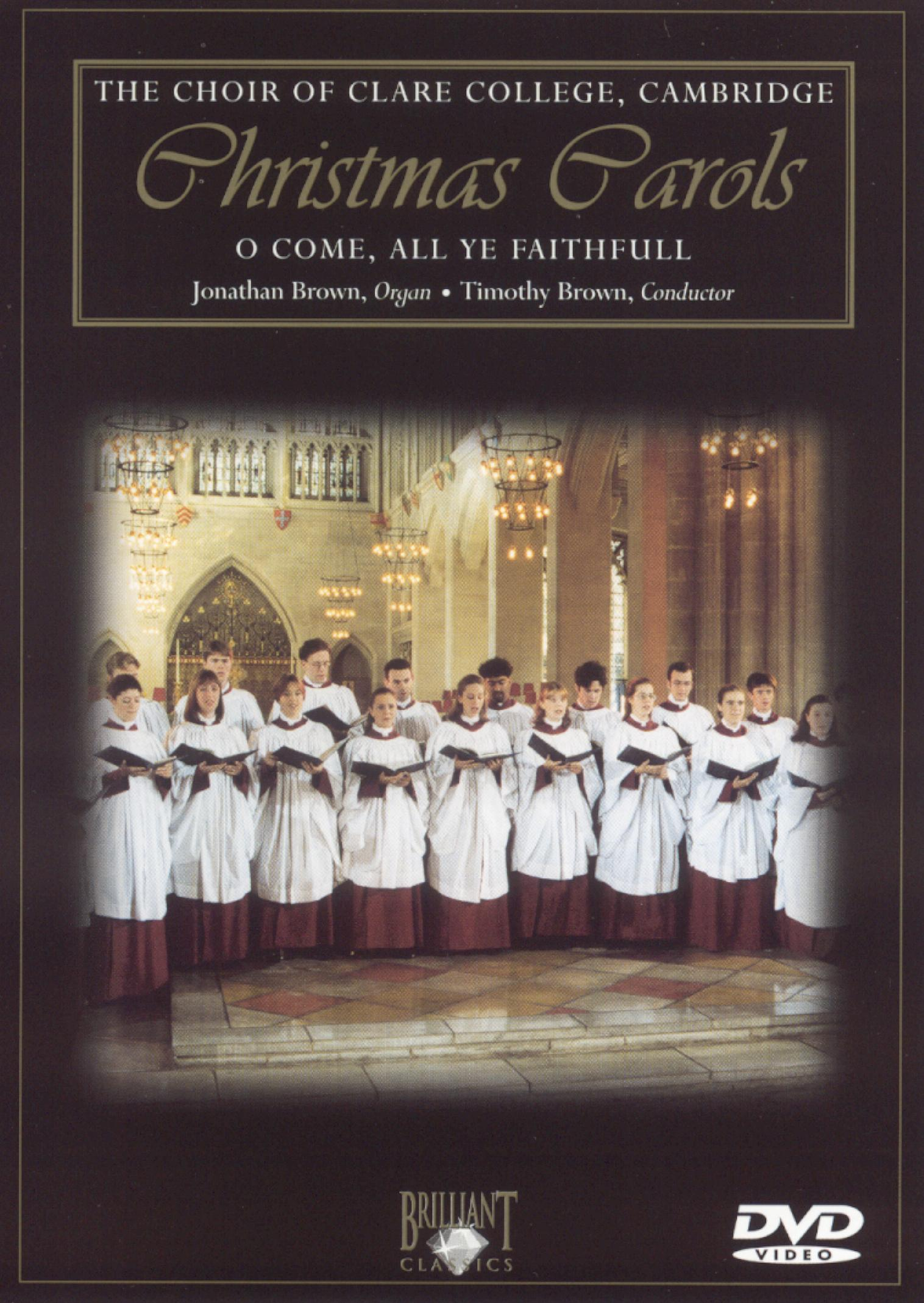 Christmas Carols: O Come All Ye Faithful