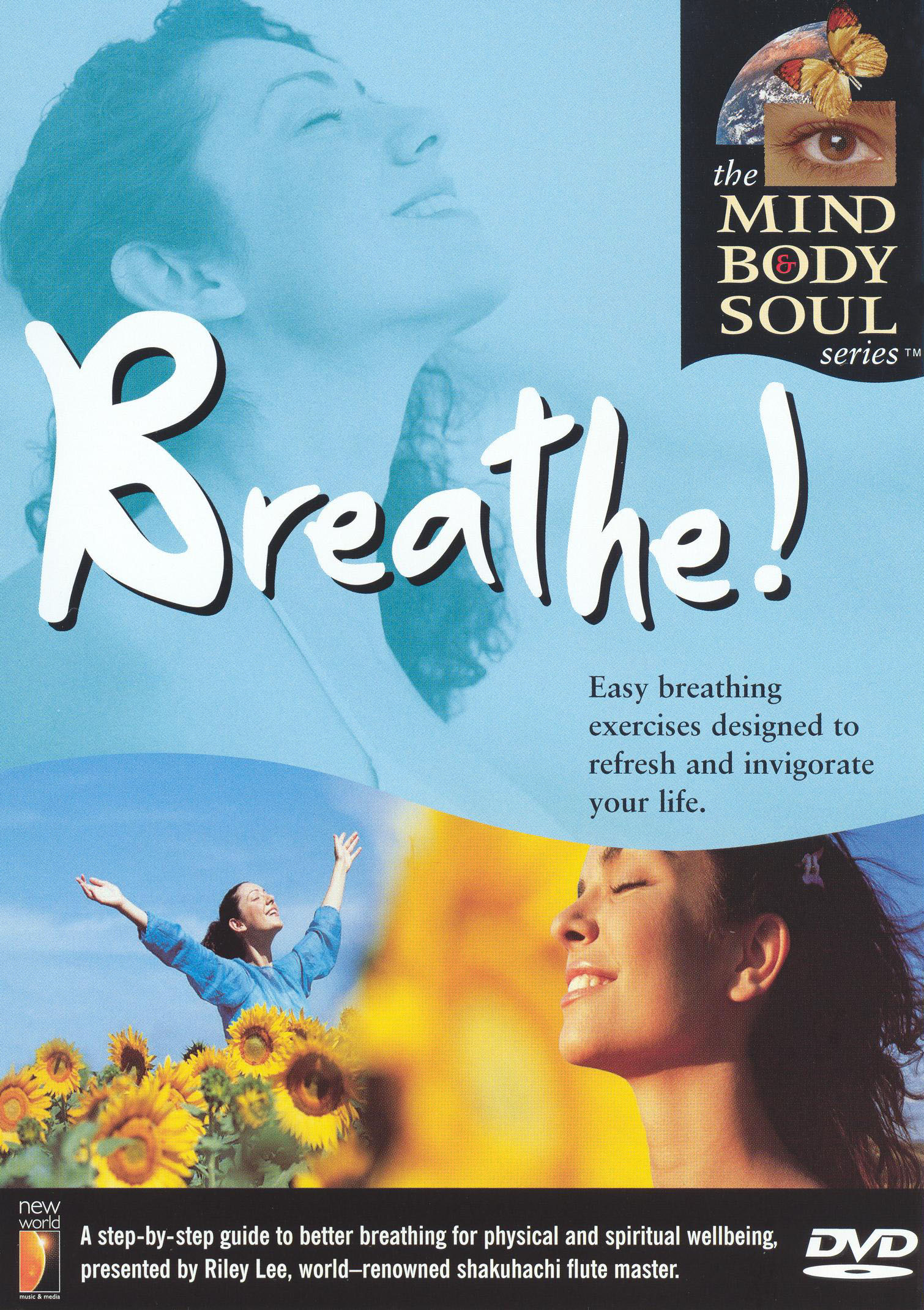 Riley Lee: Breathe