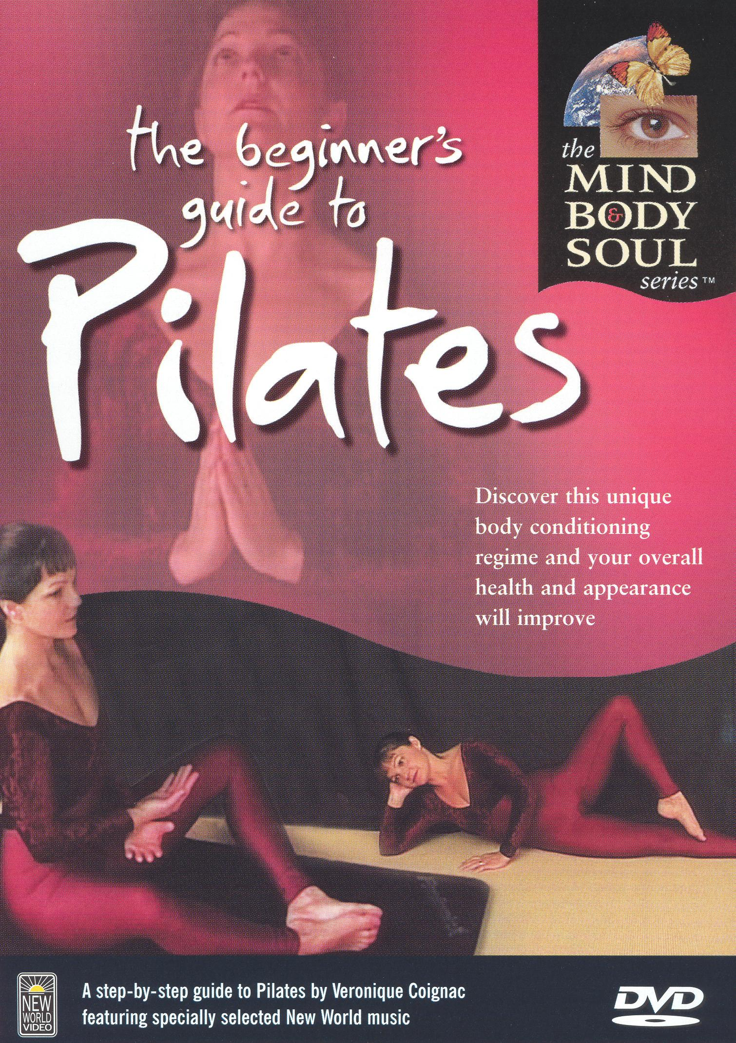 The Beginner's Guide to Pilates